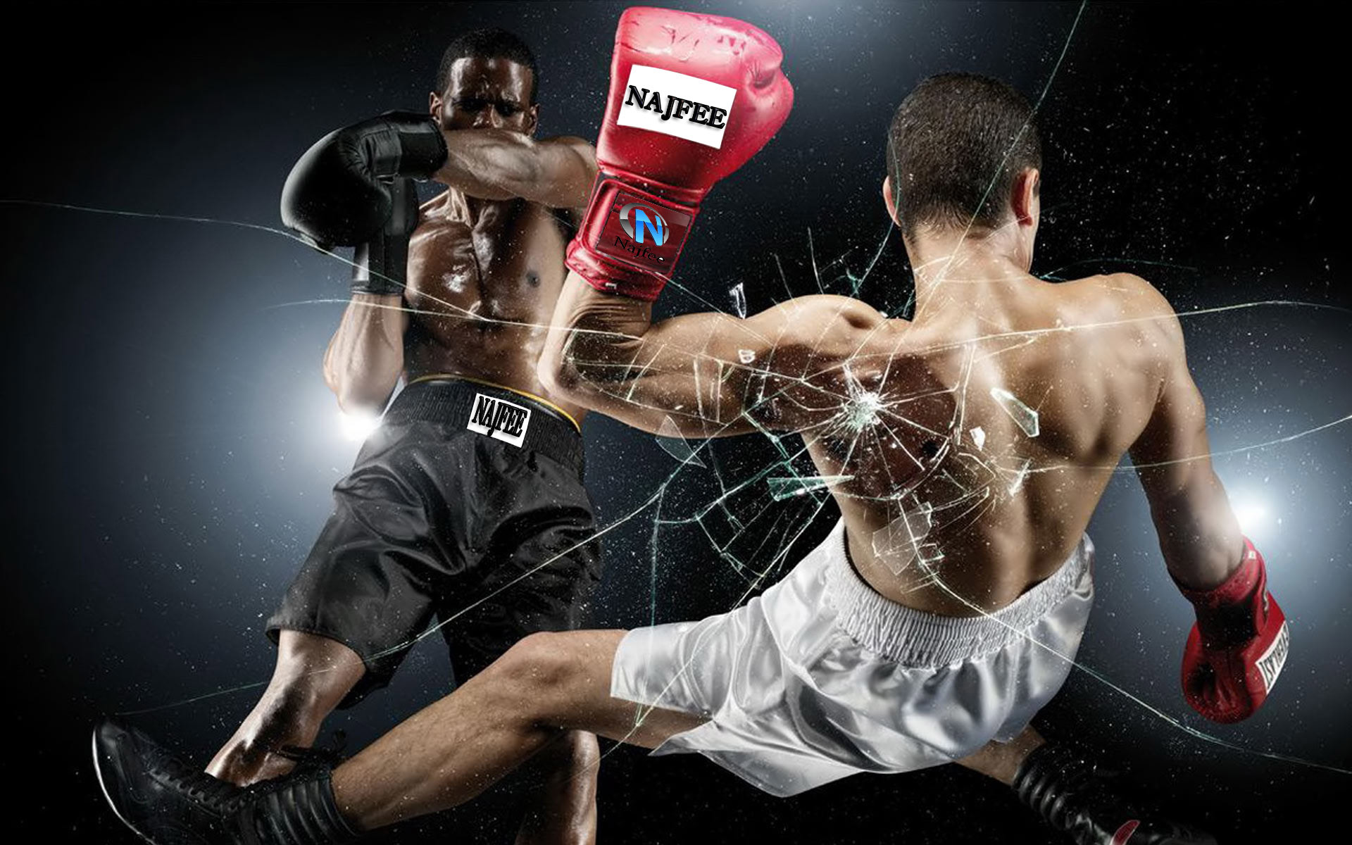 Res: 1920x1200, Boxing Gloves Wallpaper