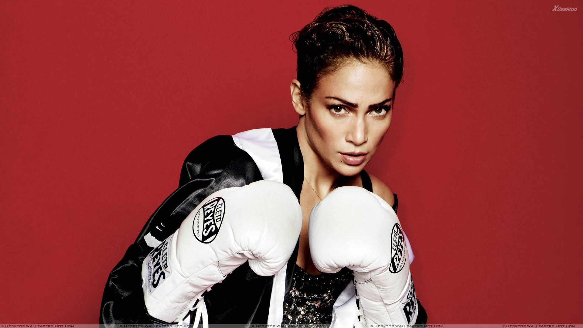 Res: 1920x1080, Jennifer Lopez Boxing Gloves In Hand At Mario Testino Photoshoot