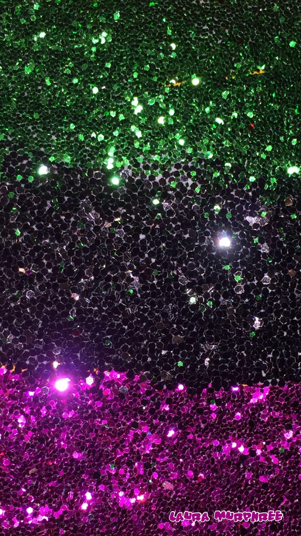 Res: 1152x2048, Colorful glitter phone wallpaper sparkle background pink black green glitter  pretty girly | Glitter | Pinterest | Hintergrundbilder und Bilder