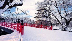 Winter Japan wallpapers