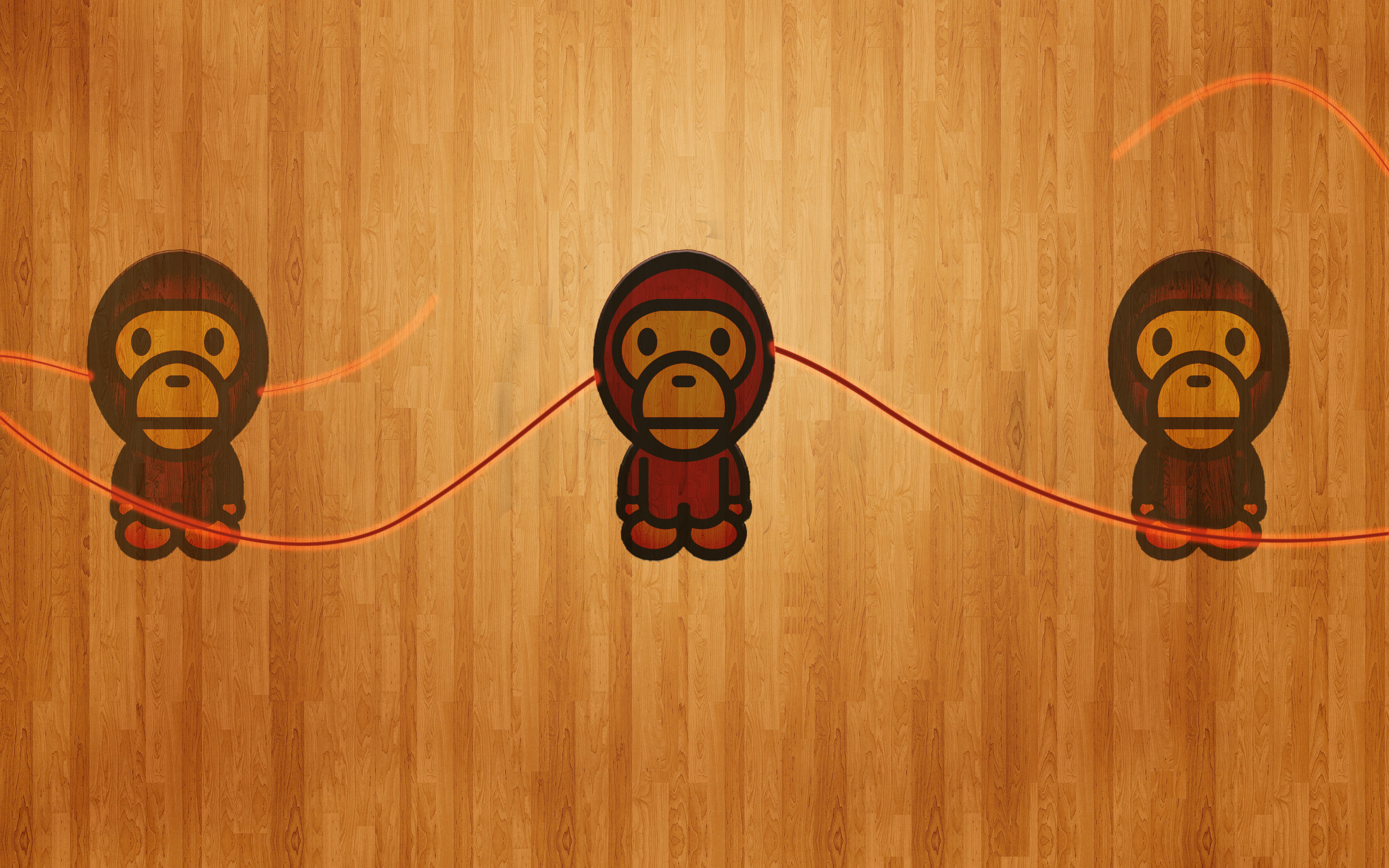 Res: 2560x1600, Bape Wallpaper by SamsungRv515 on DeviantArt