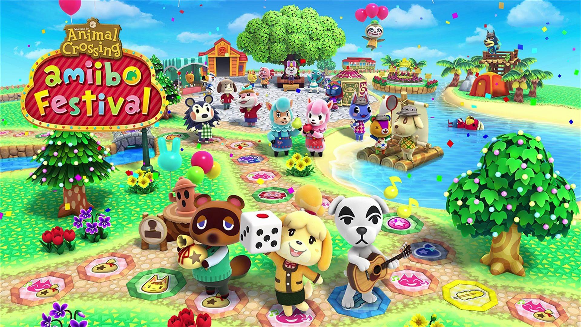 Res: 1920x1080, Technobubble Wrap: Animal Crossing Amiibo Festival, Tri Force Heroes, Life  Is Strange