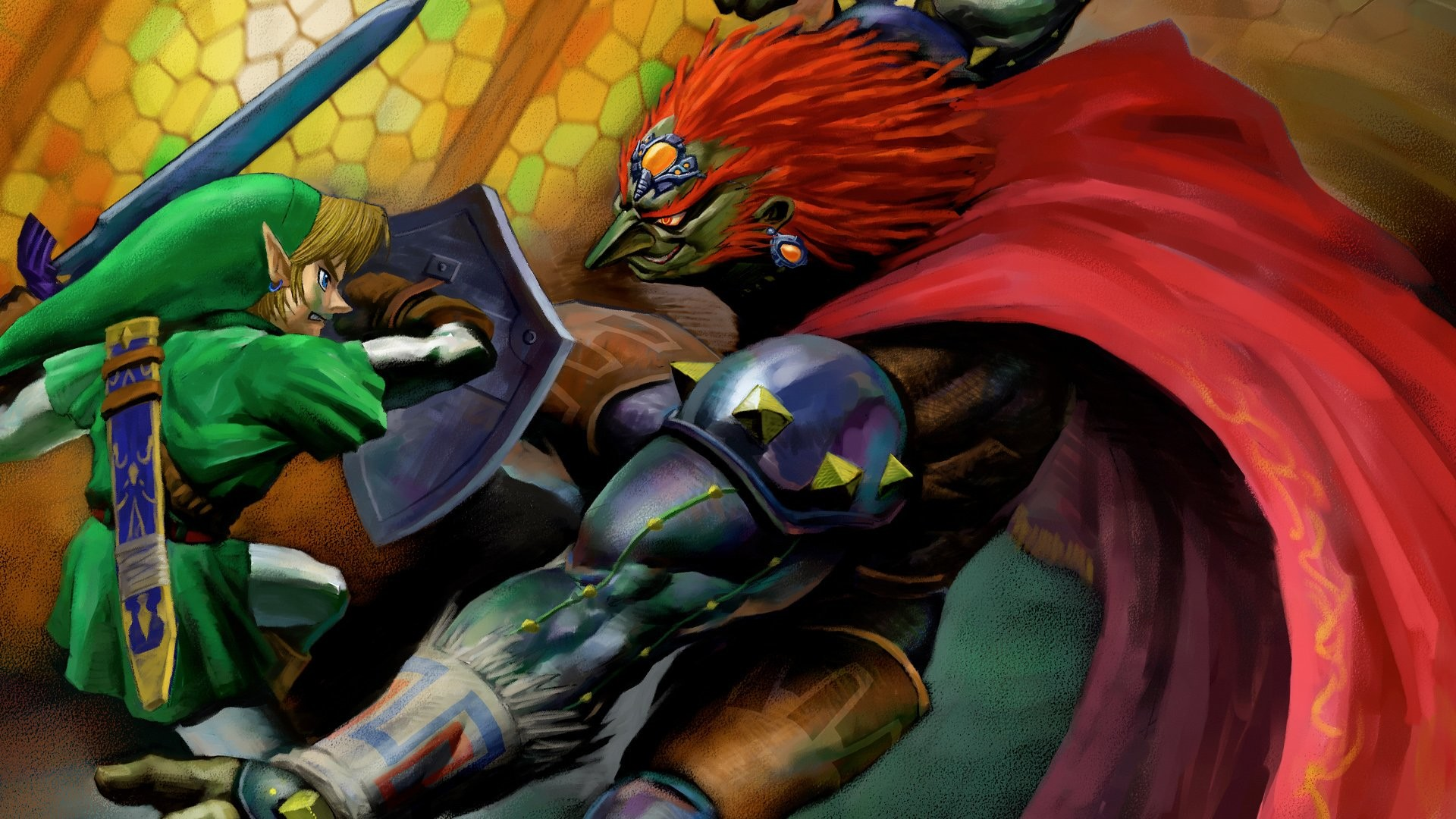 Res: 1920x1080, The Legend Of Zelda: Ocarina Of Time HD Wallpapers