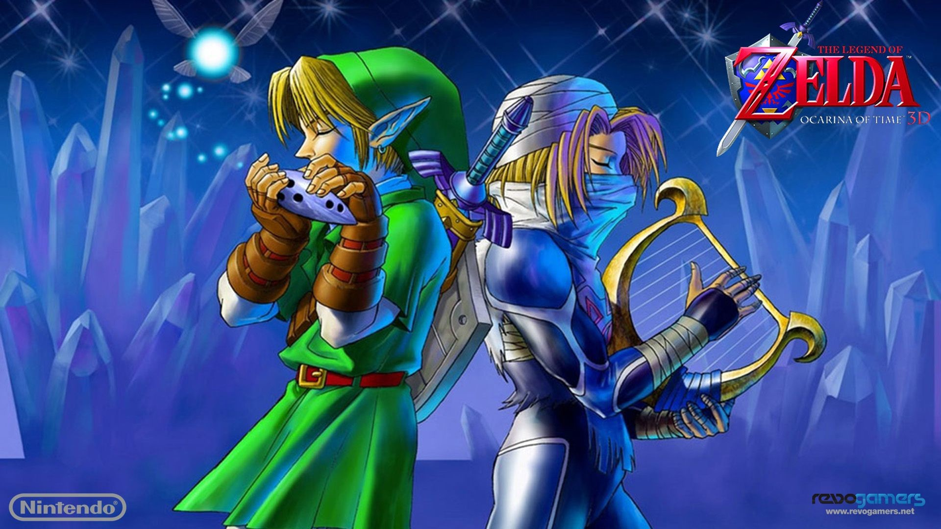 Res: 1920x1080, The Legend of Zelda: Ocarina of Time - Wallpaper Pictures