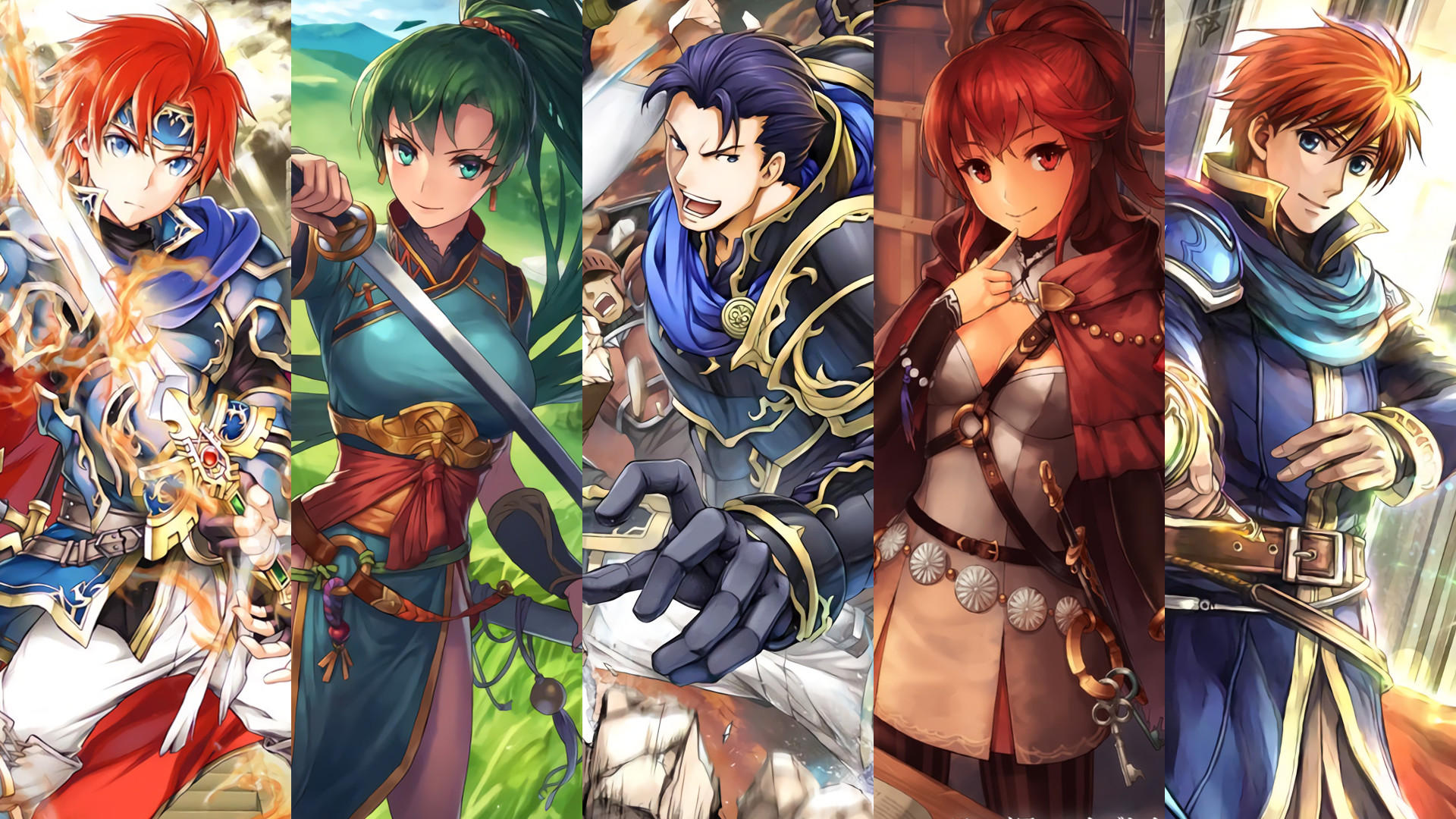 Res: 1920x1080, I use Wallpaper Engine nowadays but I could help make some more FE  wallpapers if you'd like, it's always a fun thing to do.