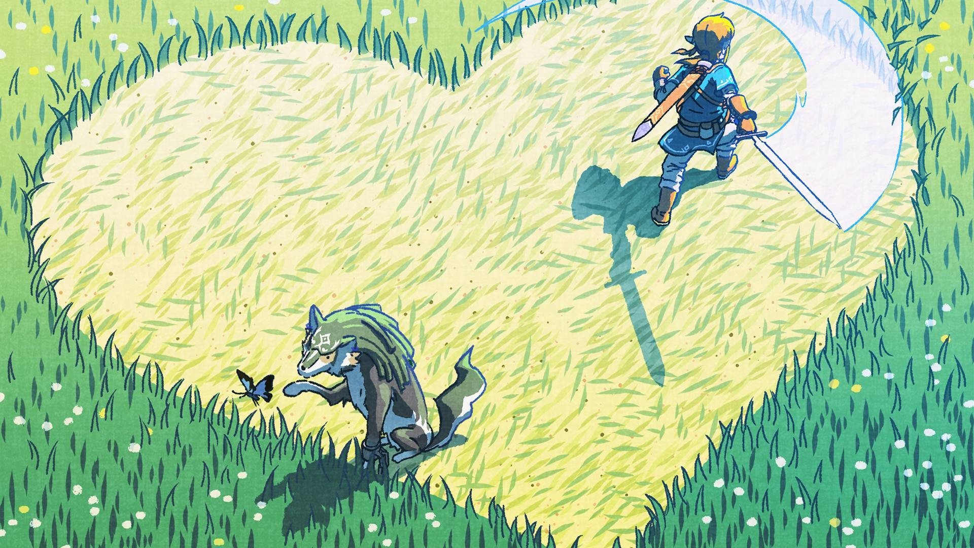 Res: 1920x1080, Image result for breath of the wild wallpaper