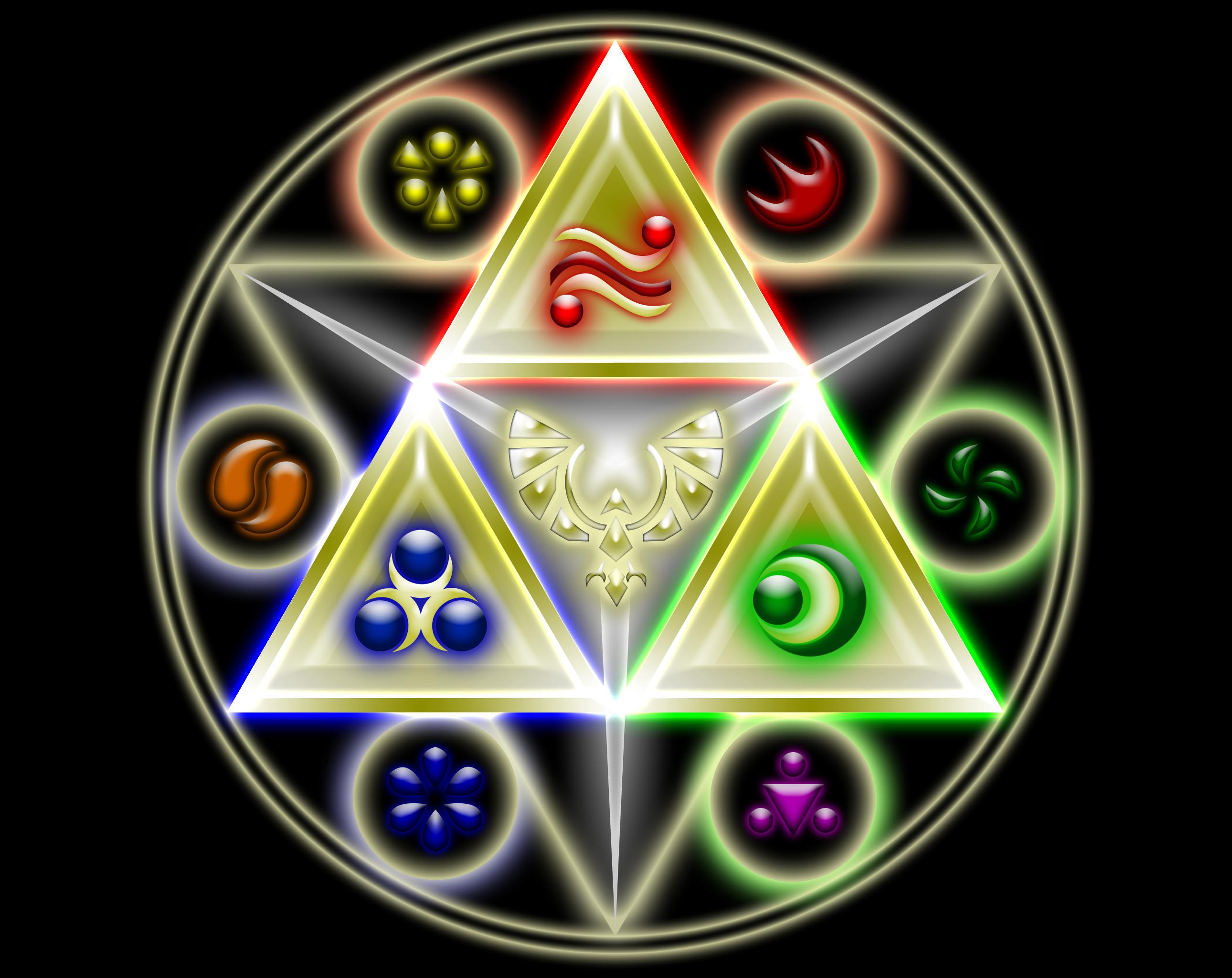 Res: 2580x2048,  Legend Of Zelda Tattoo Ideas | Triforce Wallpaper Hd