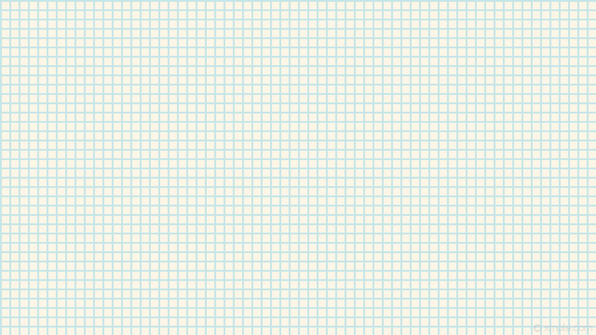 Res: 1920x1080, wallpaper graph paper grid white blue old lace powder blue #fdf5e6 #b0e0e6  0°