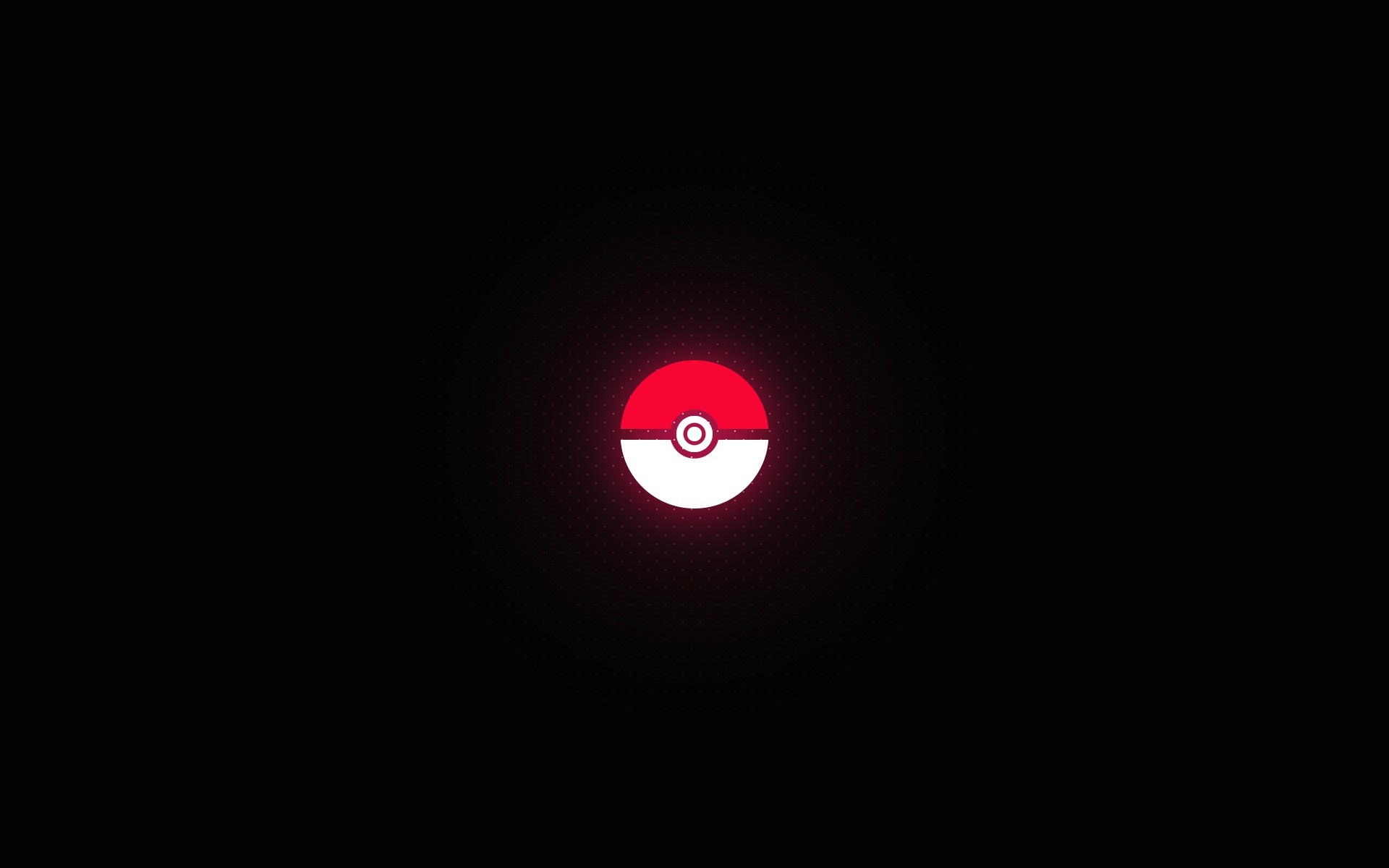 Res: 1920x1200, wallpaper pokemon · minimalistic · Pokeball