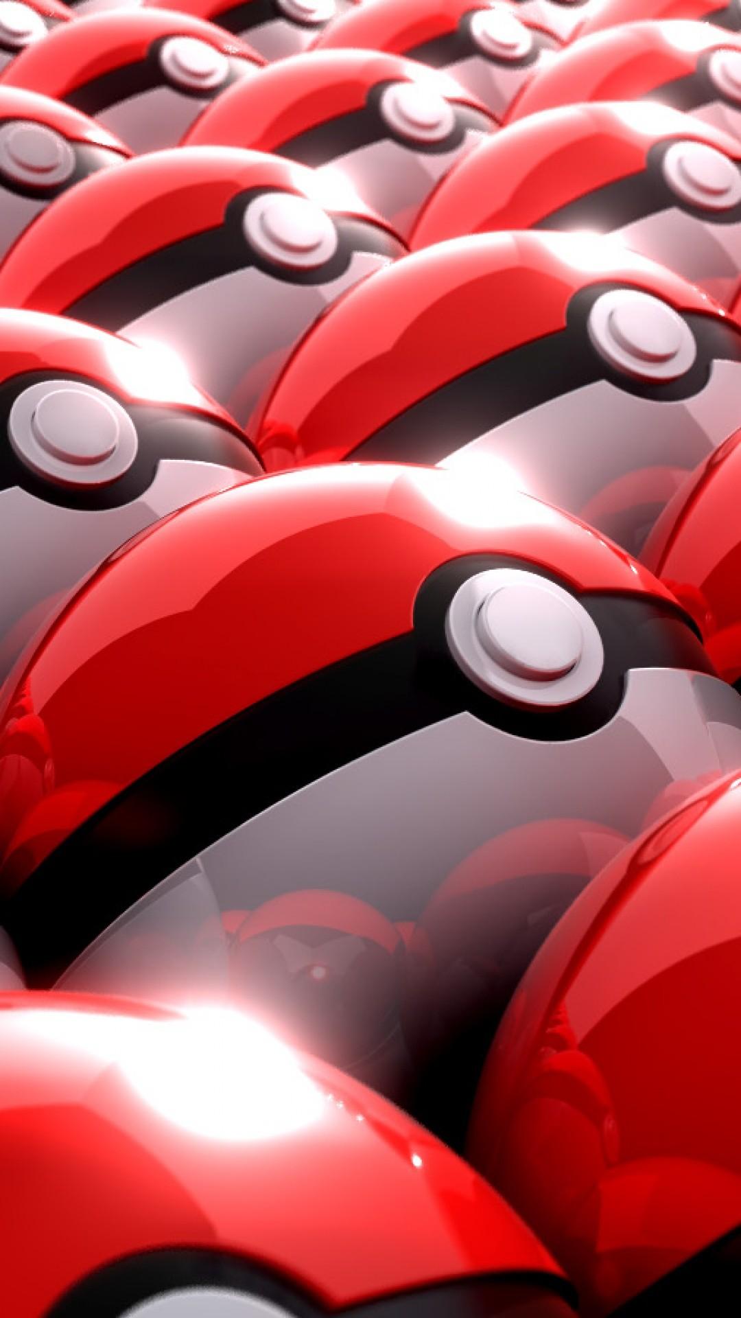 Res: 1080x1920, pokemon-go-mobile-1920×1080-hd-pokeballs-wallpaper-wpt8408010