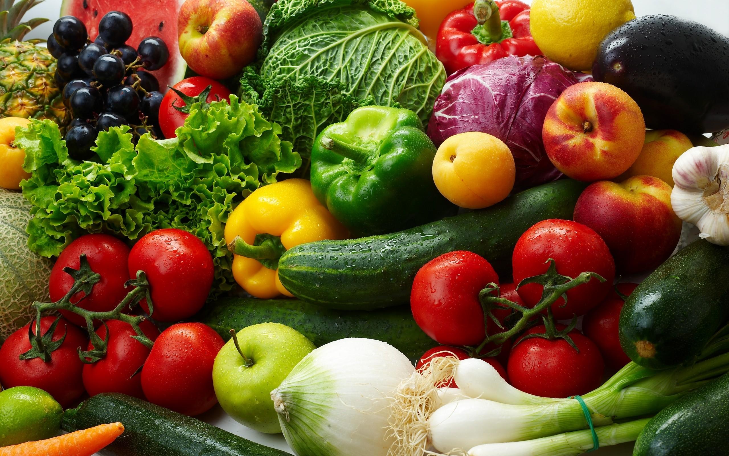 Res: 2560x1600, Vegetables Cool Wallpaper Wallpaper