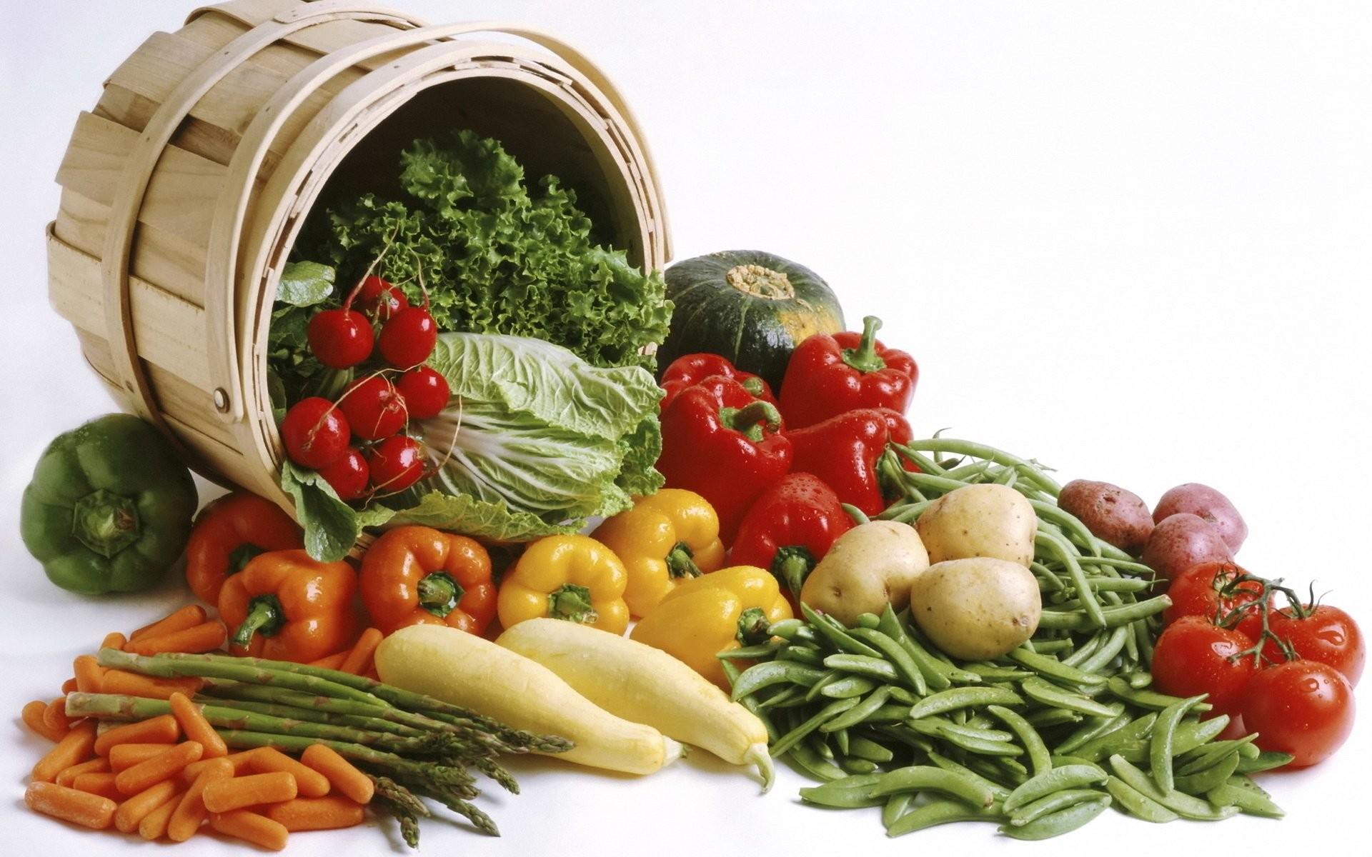 Res: 1920x1200, Nahrungsmittel - Gemüse Wallpaper