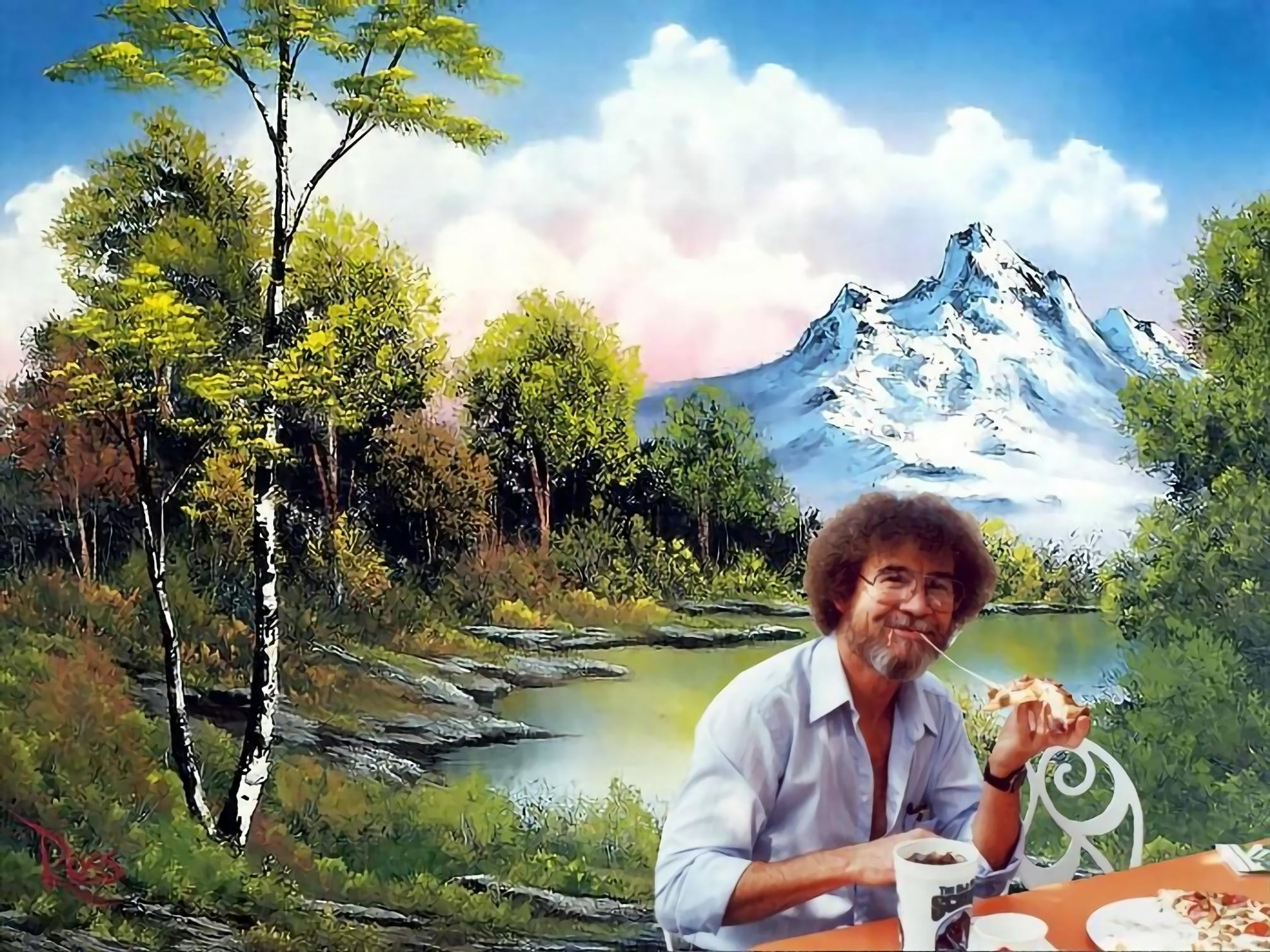 Res: 2013x1510, bob ross background 9