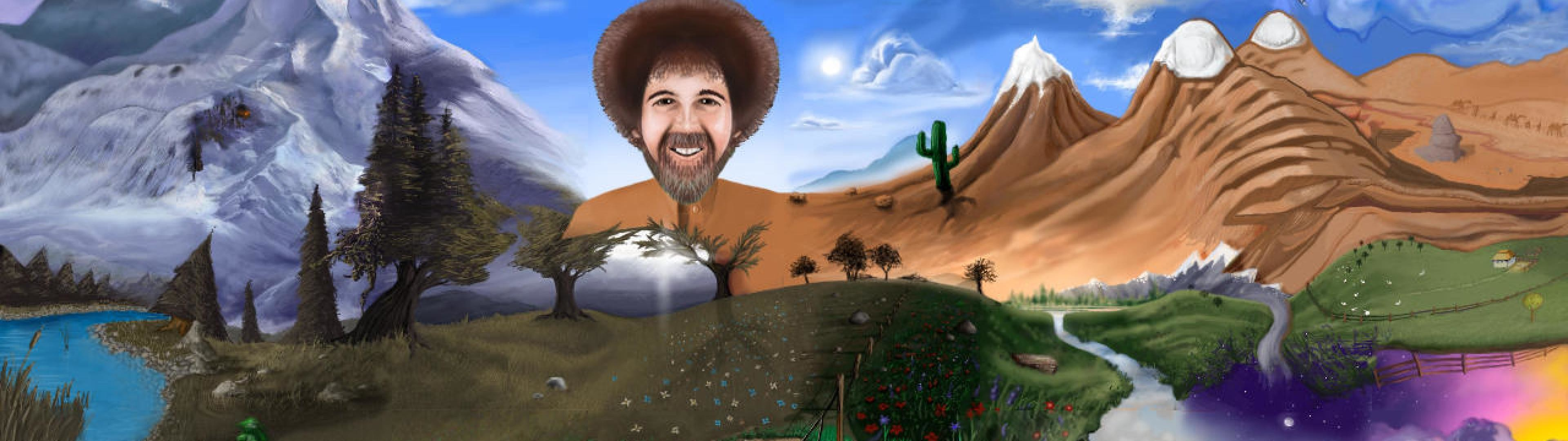 Res: 3840x1080, bob ross Ultra or Dual High Definition 2560x1440  3840x2160
