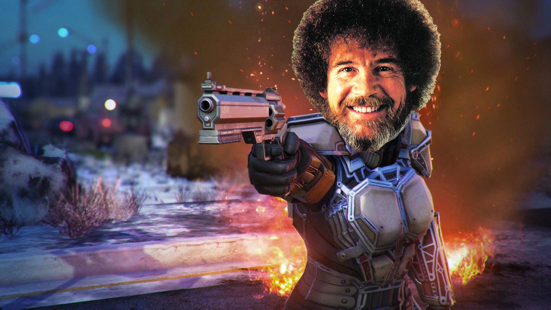 Res: 1920x1080, Modder adds Bob Ross's voice to XCOM 2, and it's just so happy and wonderful