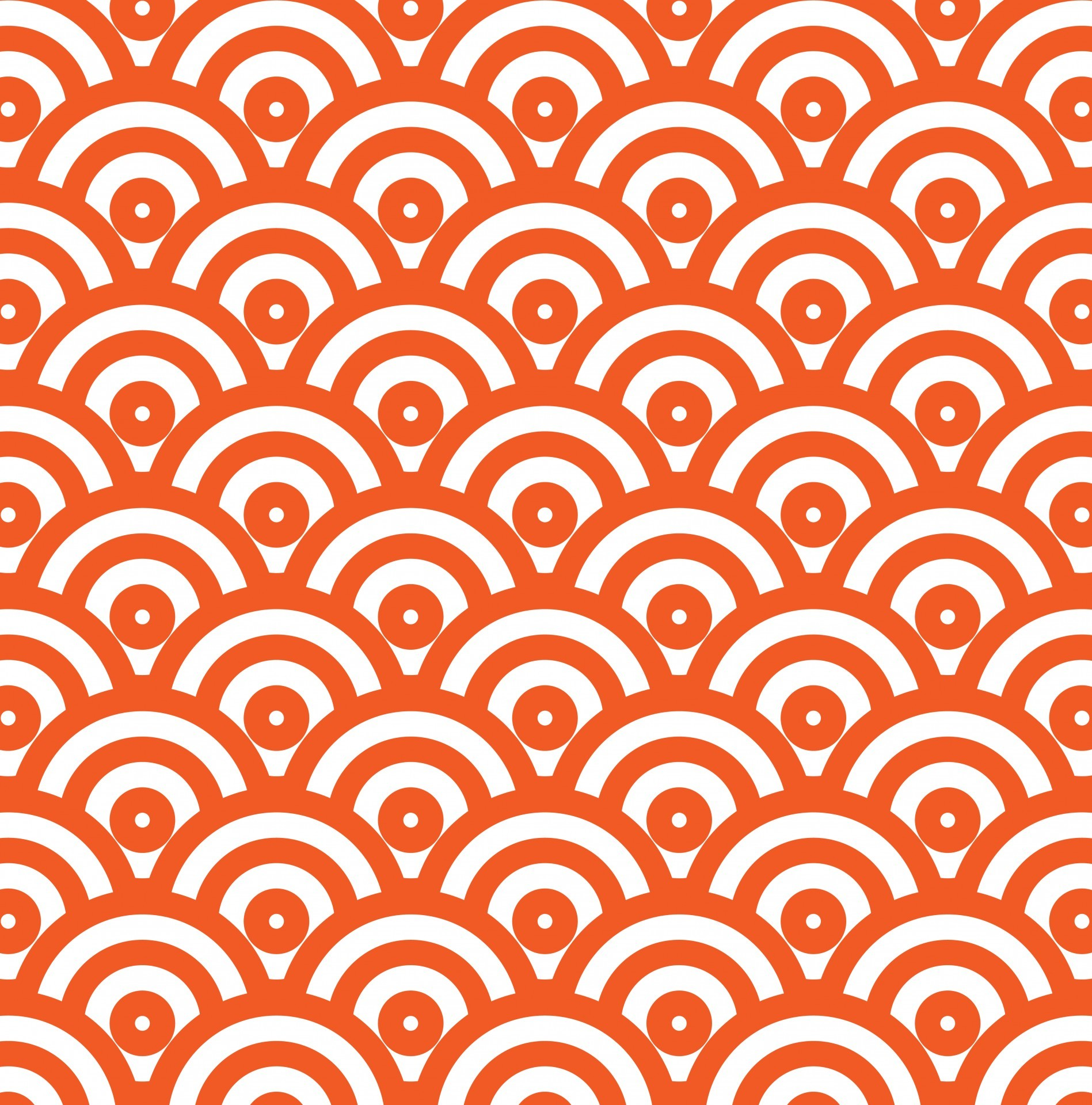 Res: 1897x1920, Japanese Wave Pattern Wallpaper