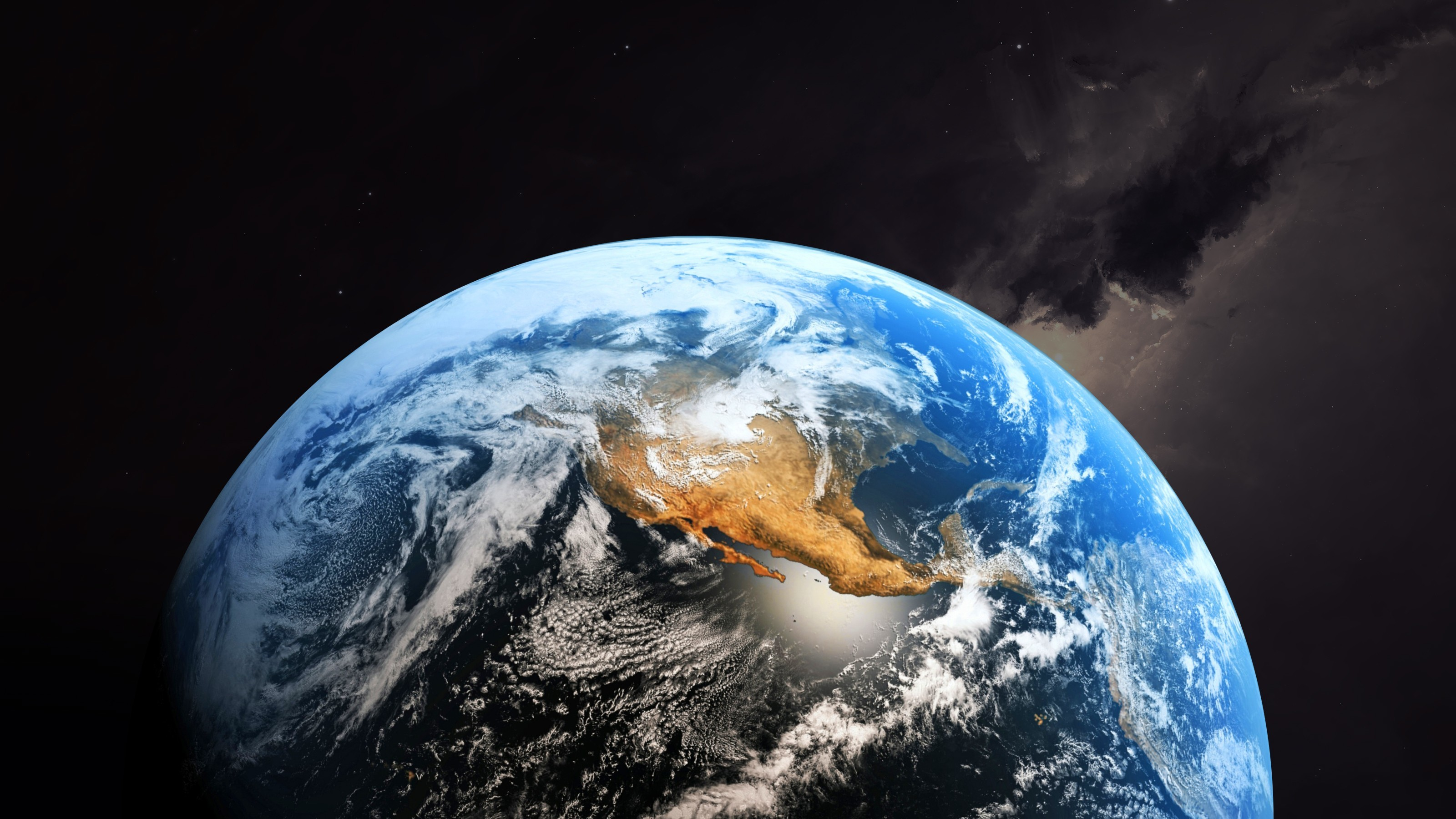 Res: 3200x1800, Earth Globe