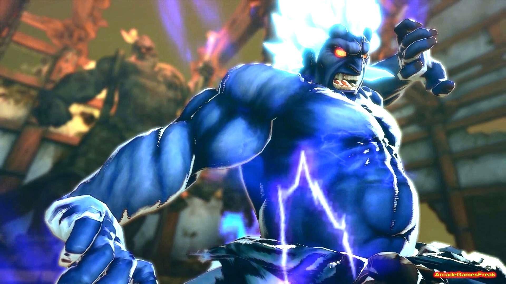 Res: 1920x1080, Ultra Street Fighter 4 - Akuma 60FPS Gameplay Playthrough + Secret Shin Oni  Boss Fight - YouTube