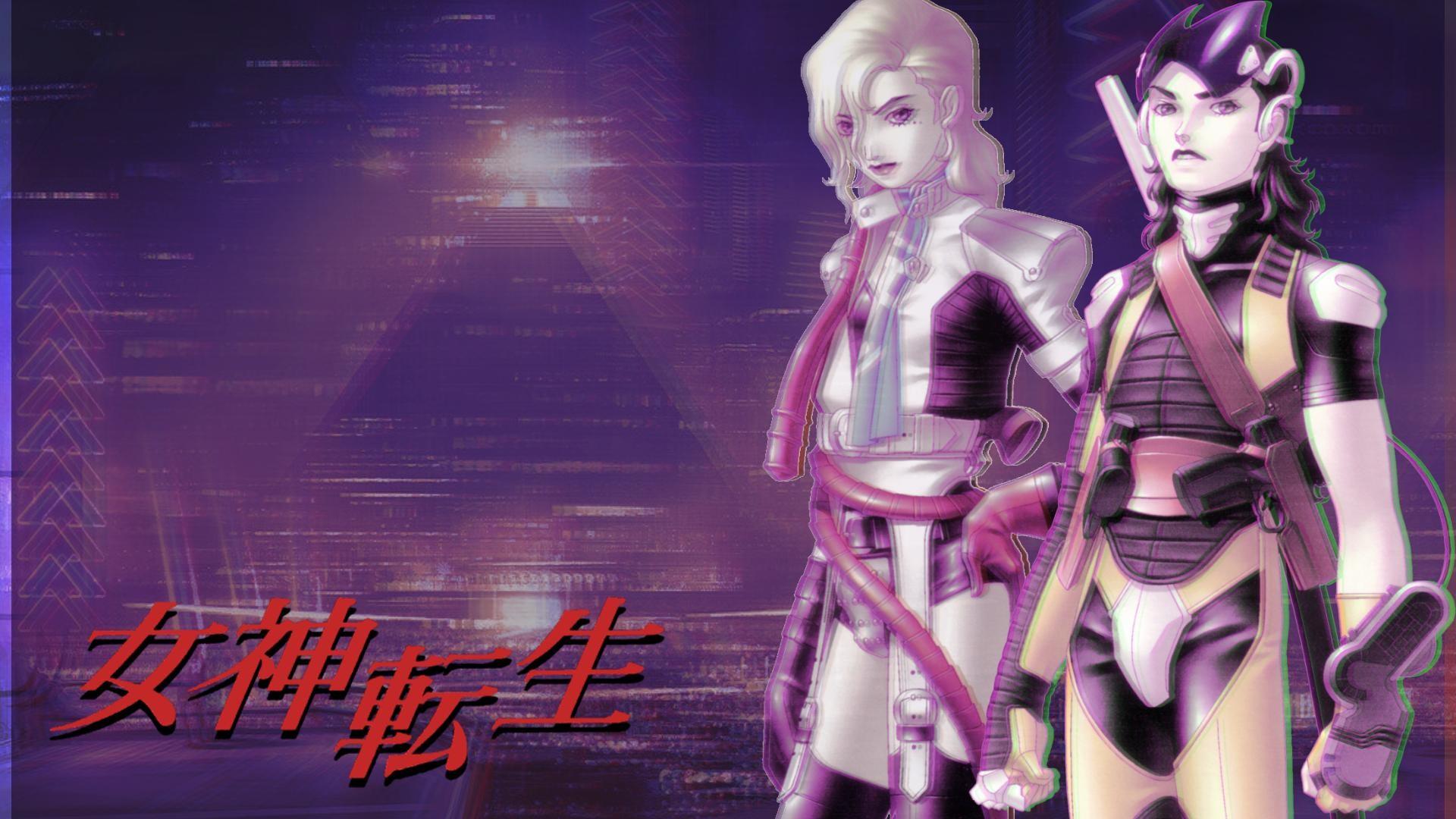 Res: 1920x1080, Shin Megami Tensei II Wallpaper