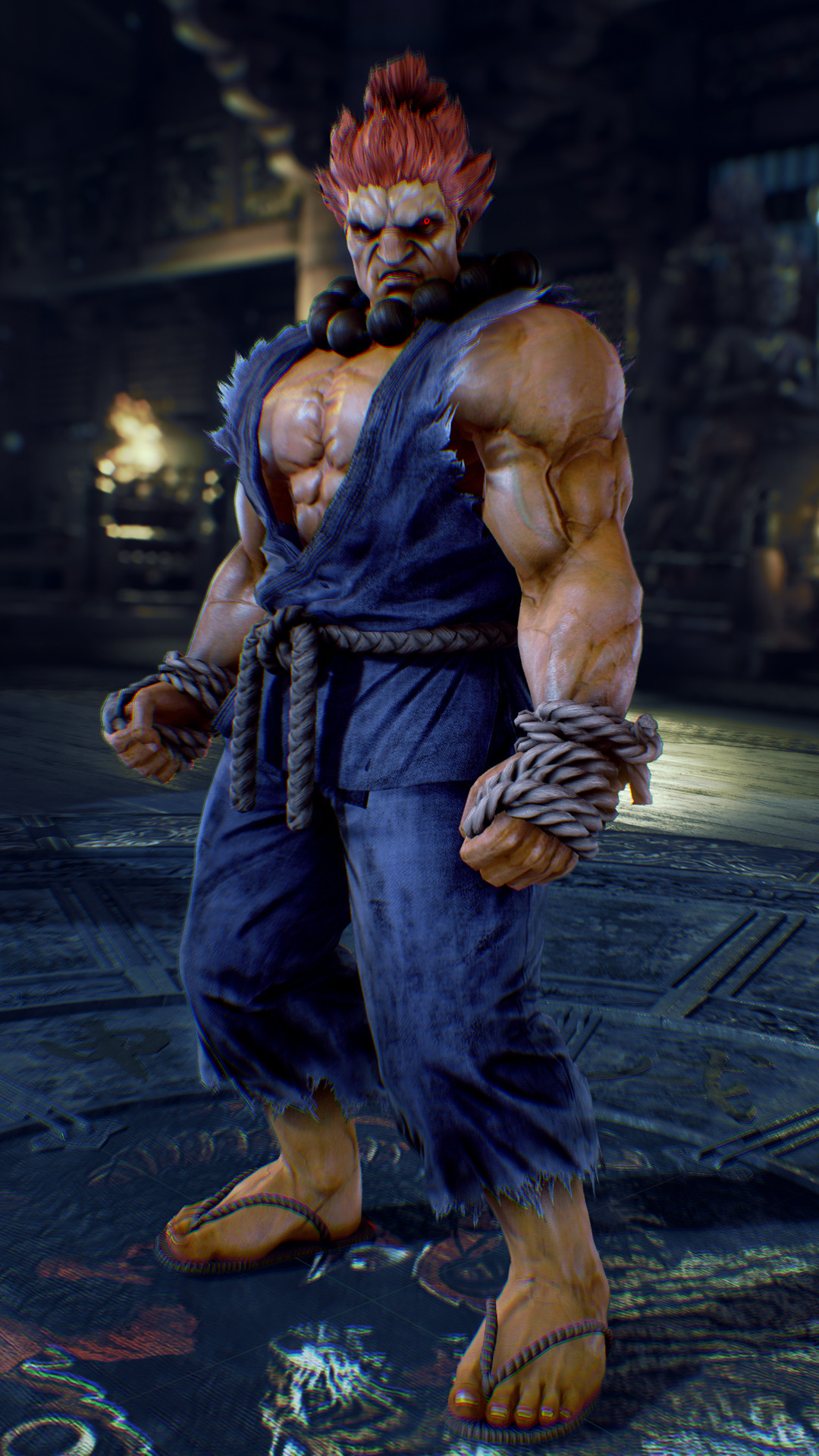 Res: 1080x1920, The Raging Demon heads to The King of Iron Fist tournament to take out  Heihachi & Kazuya Mishima. | Street Fighter 天 | Pinterest | Street fighter  and Video ...