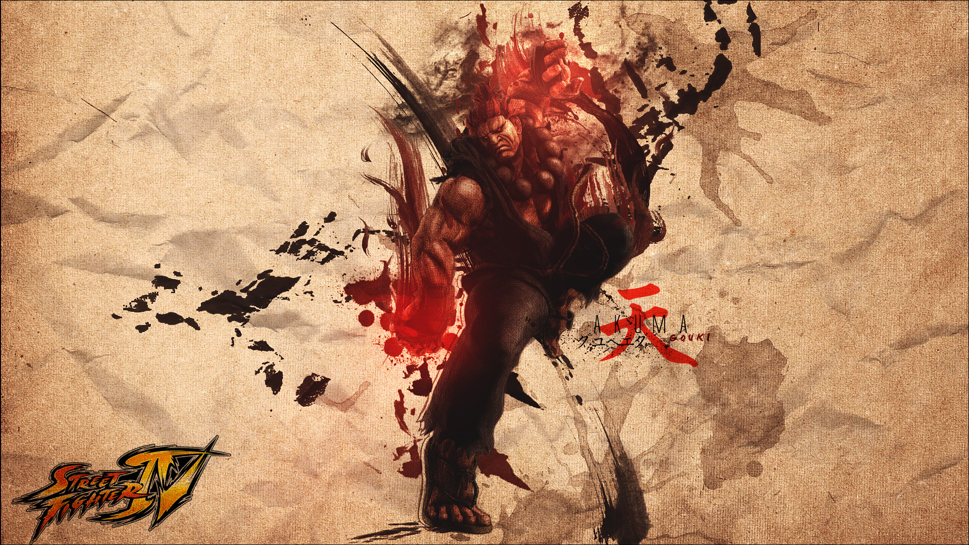 Res: 1920x1080, hd akuma street fighter background amazing images cool windows wallpapers  free images desktop backgrounds high quality