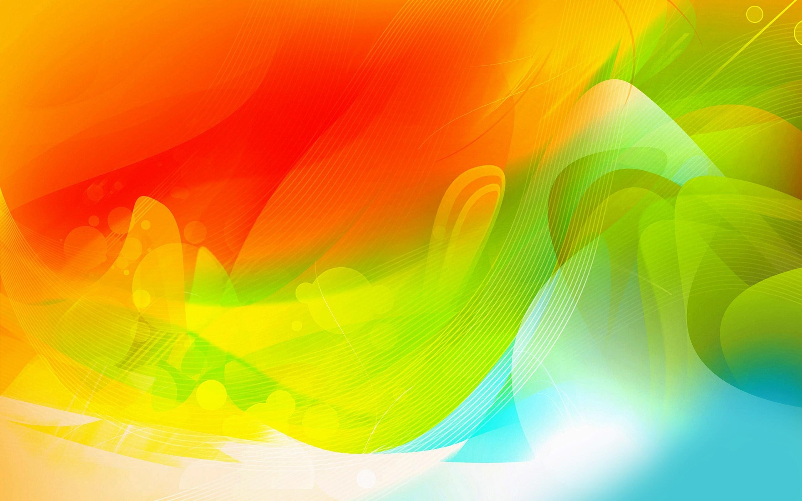 Res: 2560x1600, Colorful Background