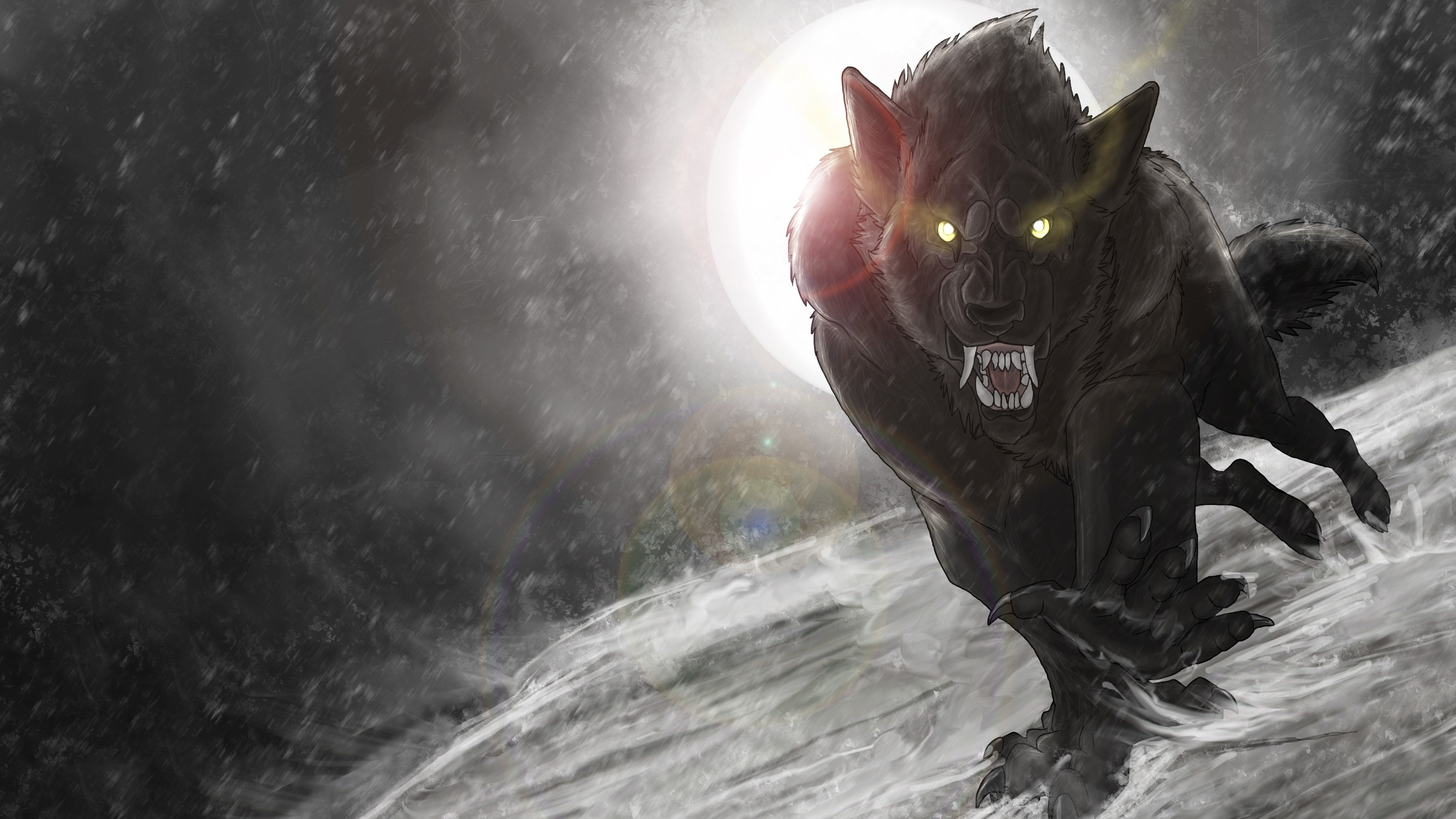 Res: 3200x1800,  px werewolf wallpaper - Full HD Backgrounds by Welch Nash-Williams