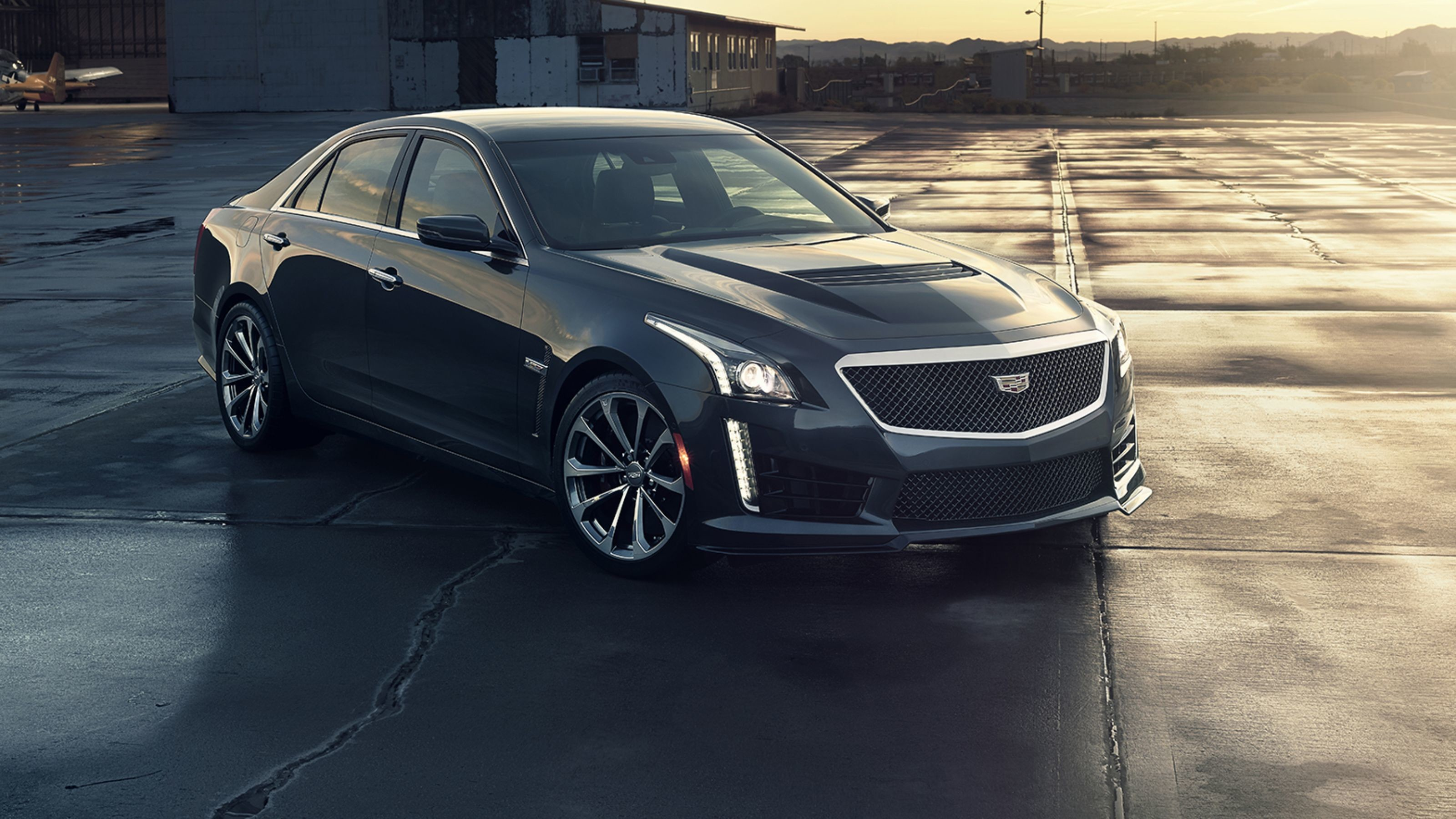 Res: 3200x1800, cadillac CTS Wallpapers 1 - 3200 X 1800