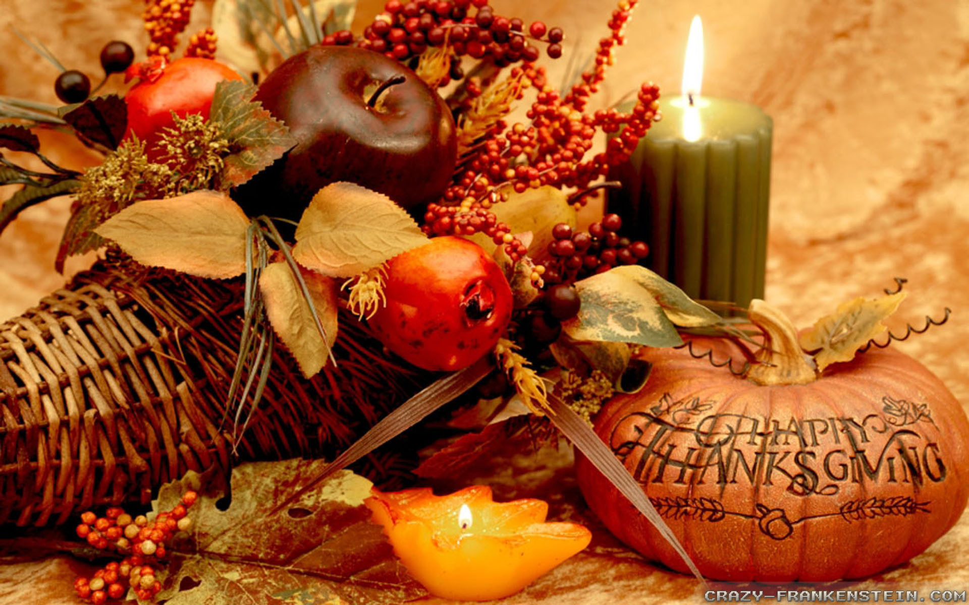Res: 1920x1200, Wallpaper: Thanksgiving decorations wallpapers. Resolution: 1024x768 |  1280x1024 | 1600x1200. Widescreen Res: 1440x900 | 1680x1050 |