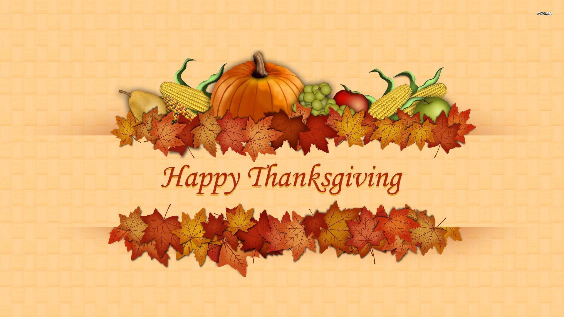Res: 1920x1080, Thanksgiving Desktop Wallpapers Free - Wallpaper Cave
