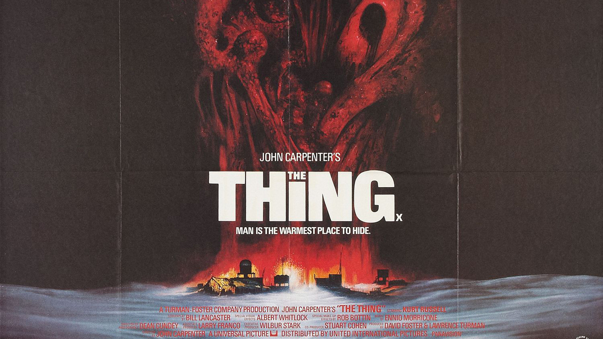 Res: 1920x1080, The Thing Movie Poster 12