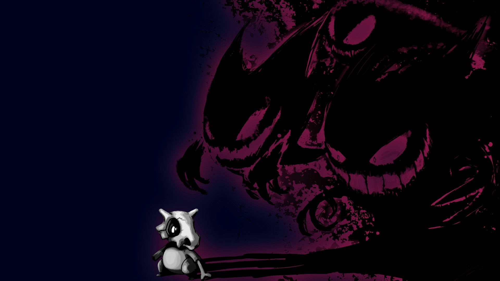 Res: 1920x1080, Cubone baby wallpaper [] [x-post from r/wallpapers] ...