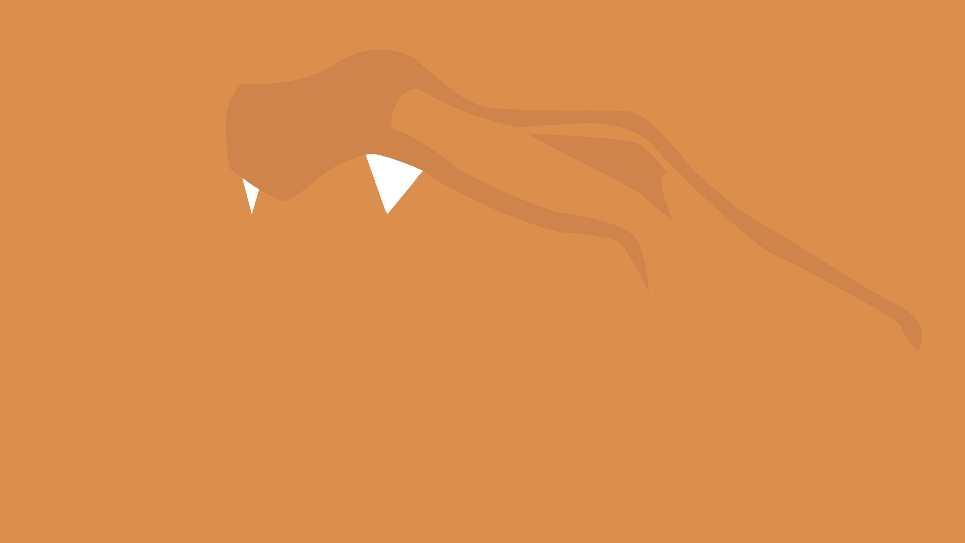 Res: 1920x1080, Check Out These Beautifully Minimalist Wallpapers of Every Pokémon .