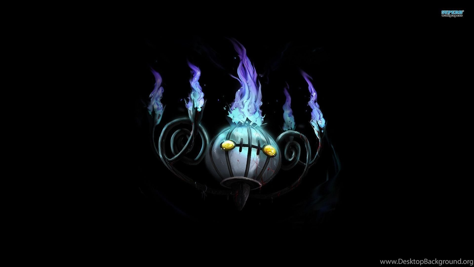 Res: 1920x1080, Chandelure Pokemon Wallpapers Anime Wallpapers