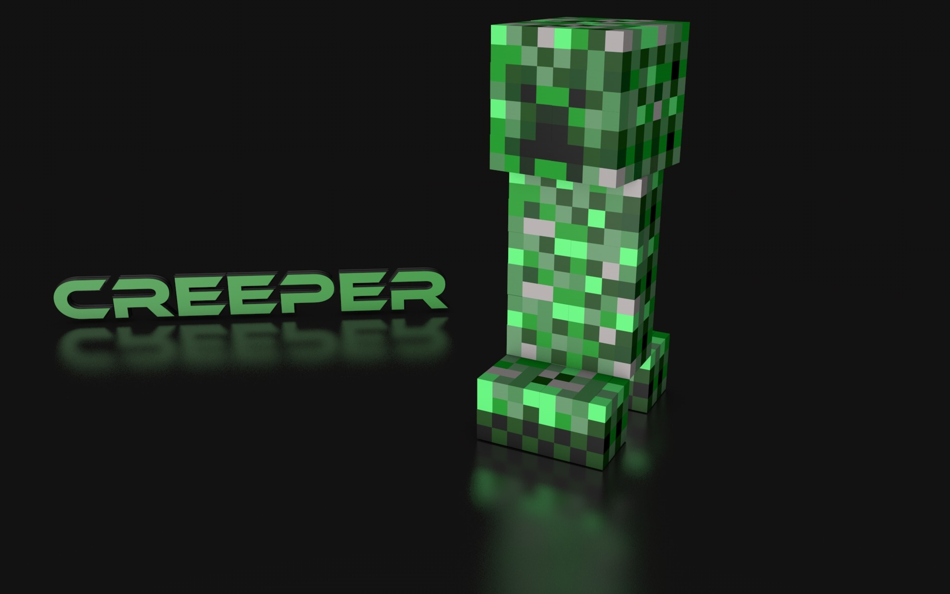 Res: 1920x1200, Minecraft Creeper Wallpaper For Iphone