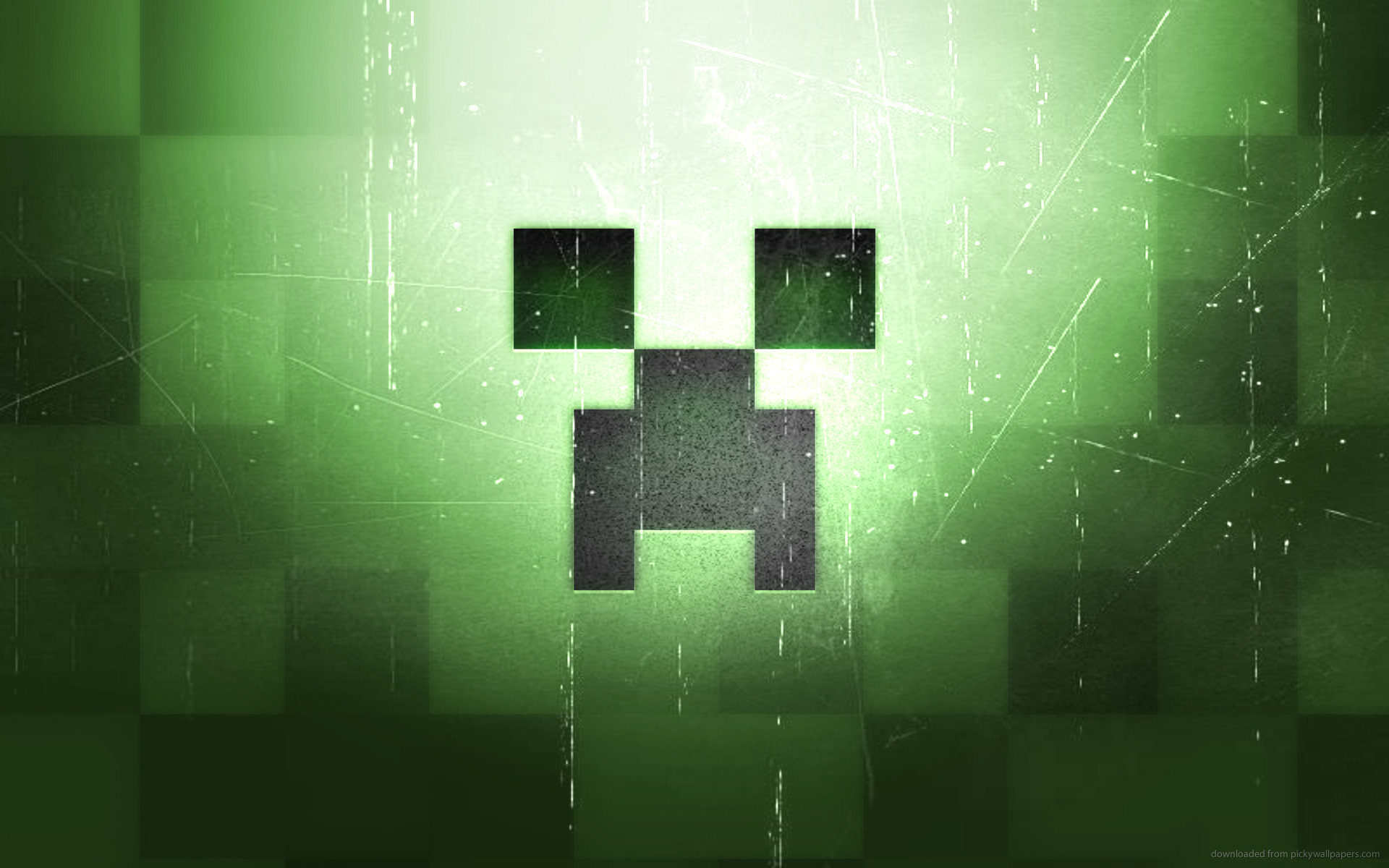 Res: 1920x1200, Neon Green by ArtsyColor on DeviantArt 1920×1200 Creeper Wallpaper (46  Wallpapers) | Adorable Wallpapers