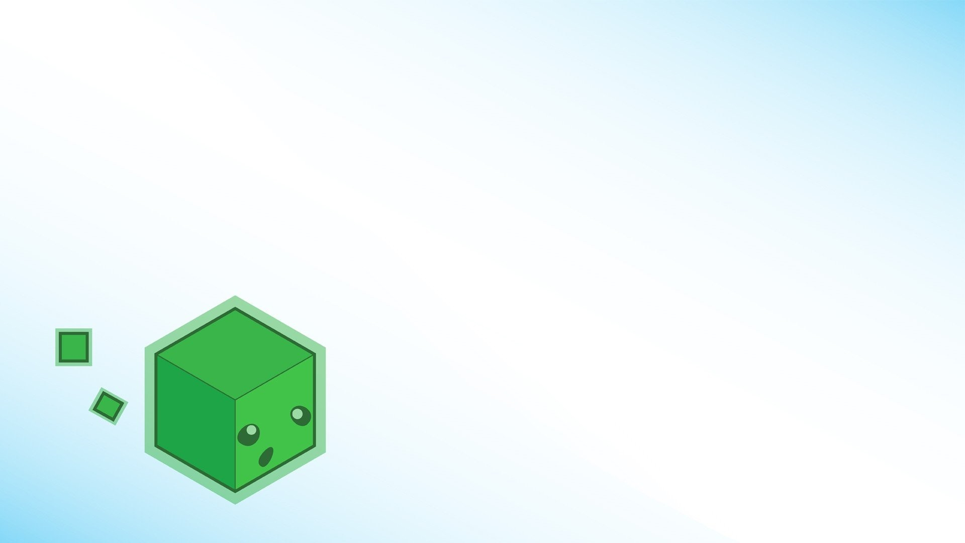 Res: 1920x1080, minecraft slime background 721736