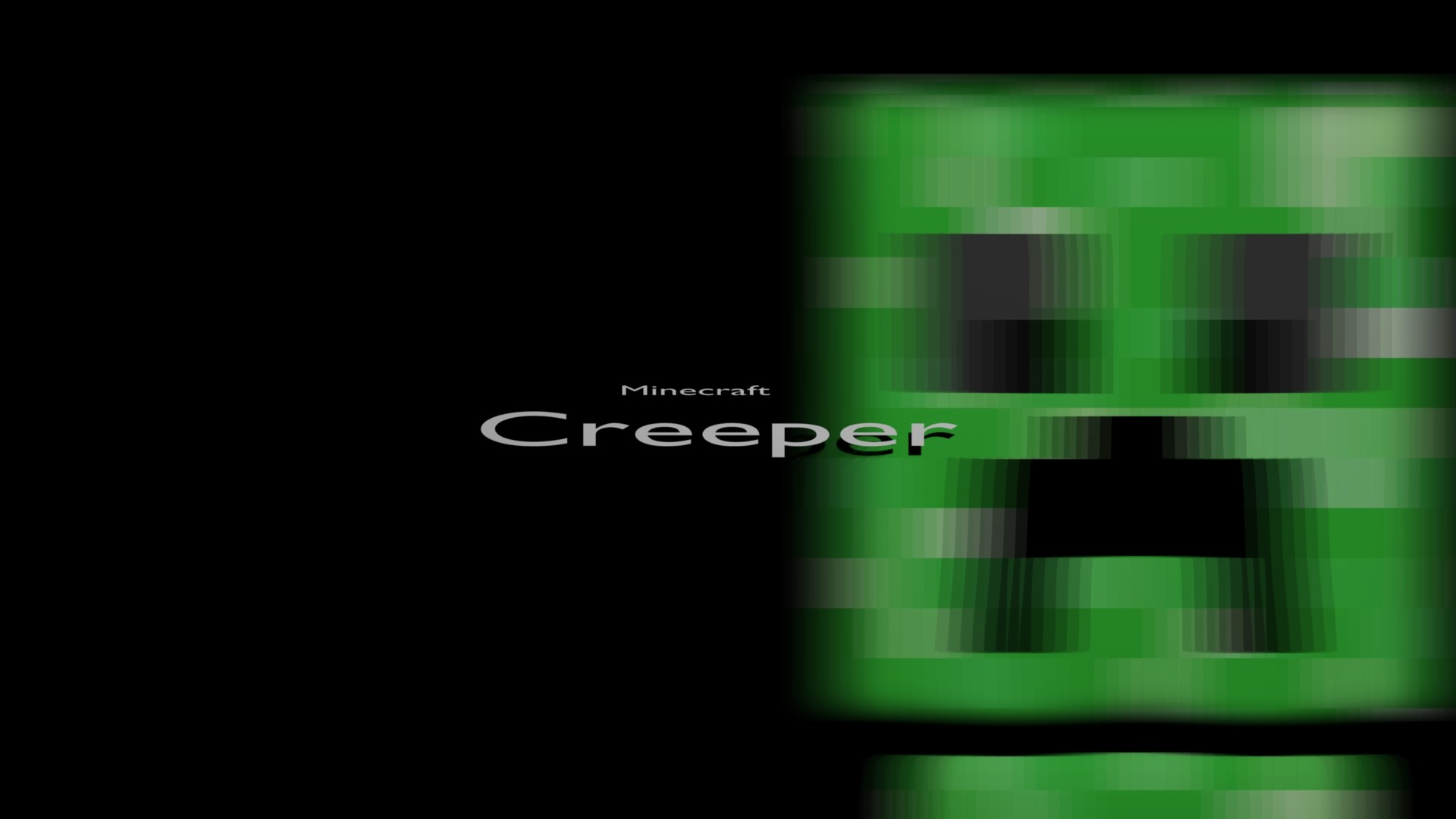 Res: 1920x1080, Minecraft Cool Wallpapers Creeper Creeper Minecraft Cool