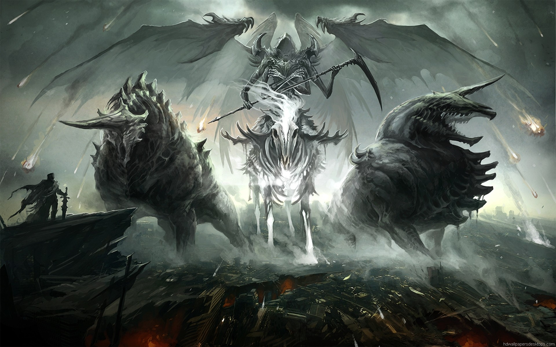 Res: 1920x1200, Dragon Game Art Fantasy Wallpaper Wallpaper