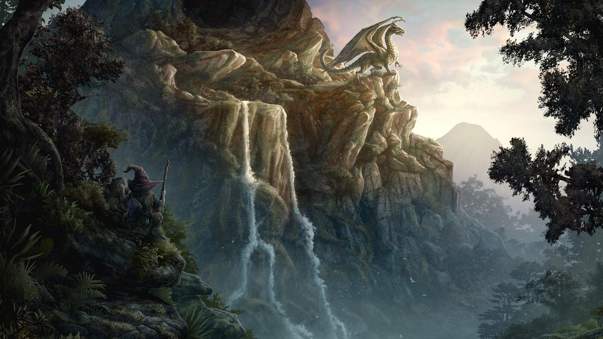 Res: 1920x1080, Fantasy Art Wallpaper