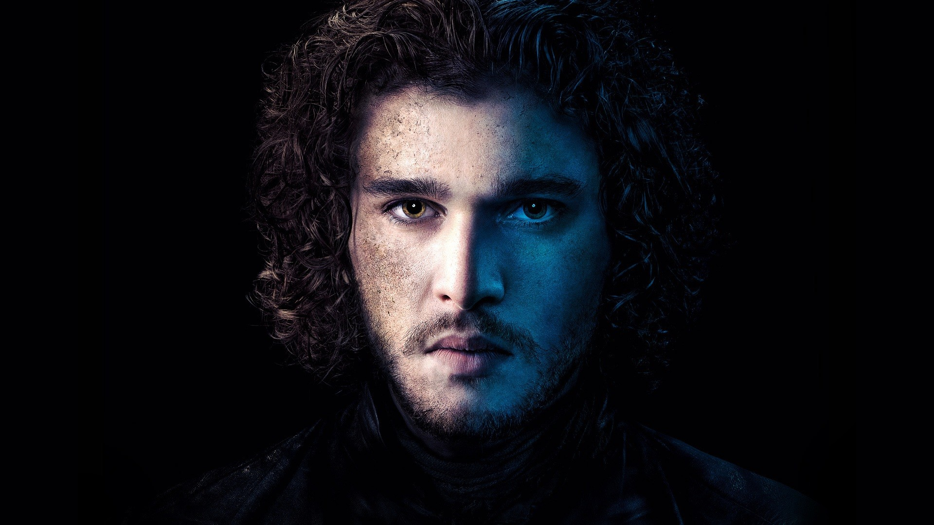 Res: 1920x1080, Download now full hd wallpaper game of thrones jon snow portrait brown eyes  dark ...