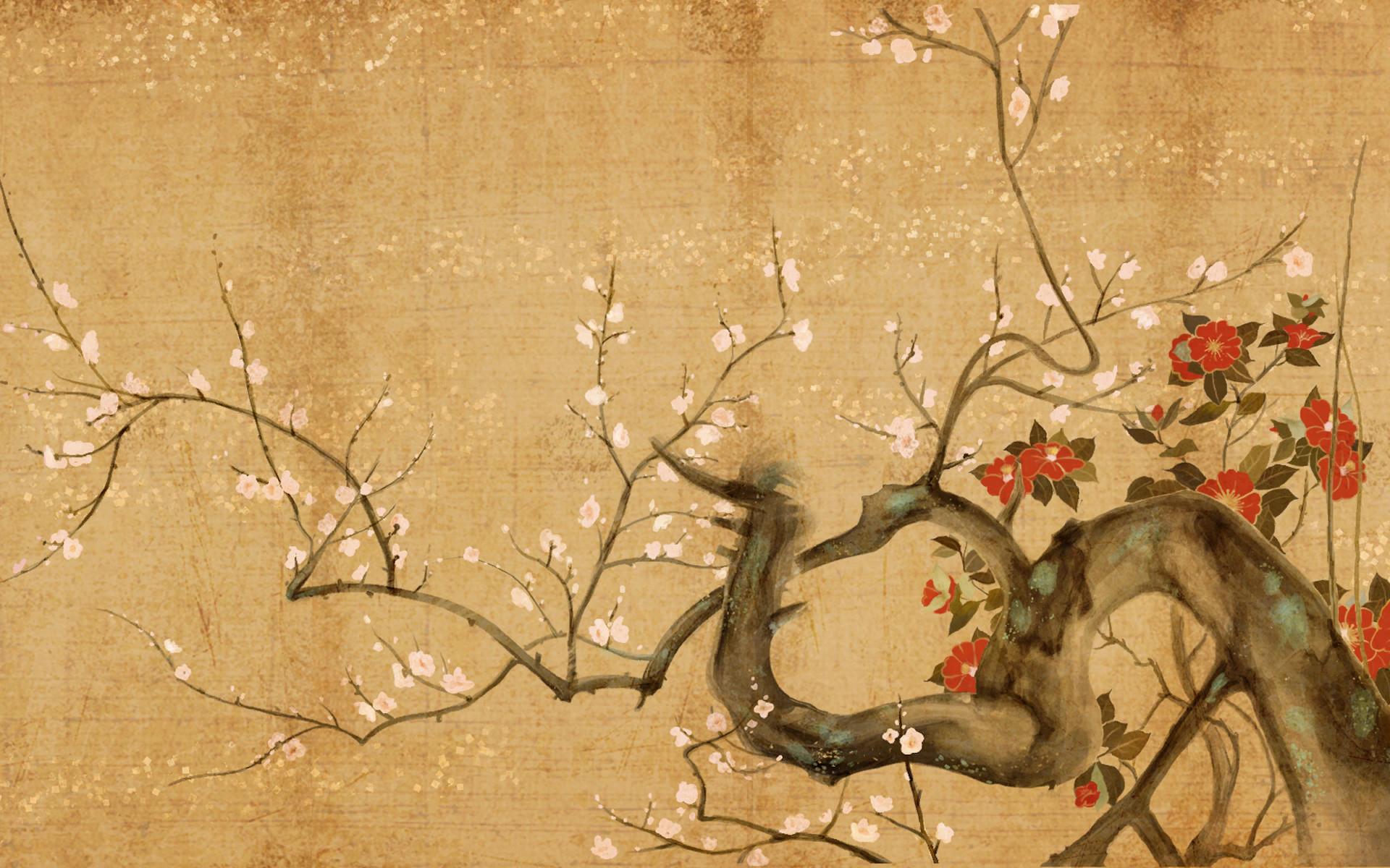 Res: 1920x1200, Oriental Wallpaper