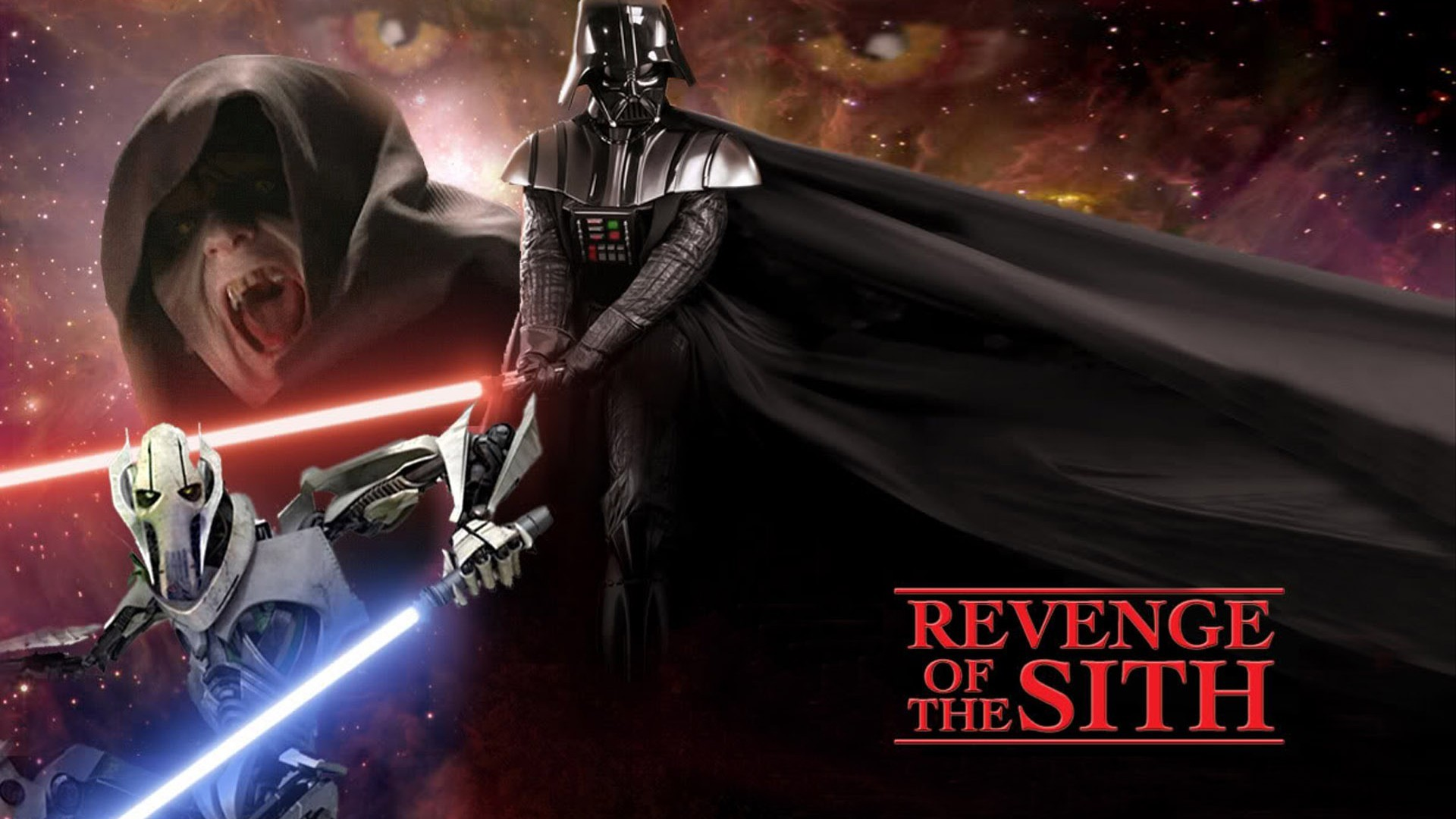 Res: 1920x1080, Star Wars Episode III: Revenge of the Sith Wallpapers 21 - 1920 X 1080
