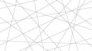 White Geometric wallpapers