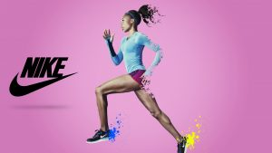 Nike Girl wallpapers