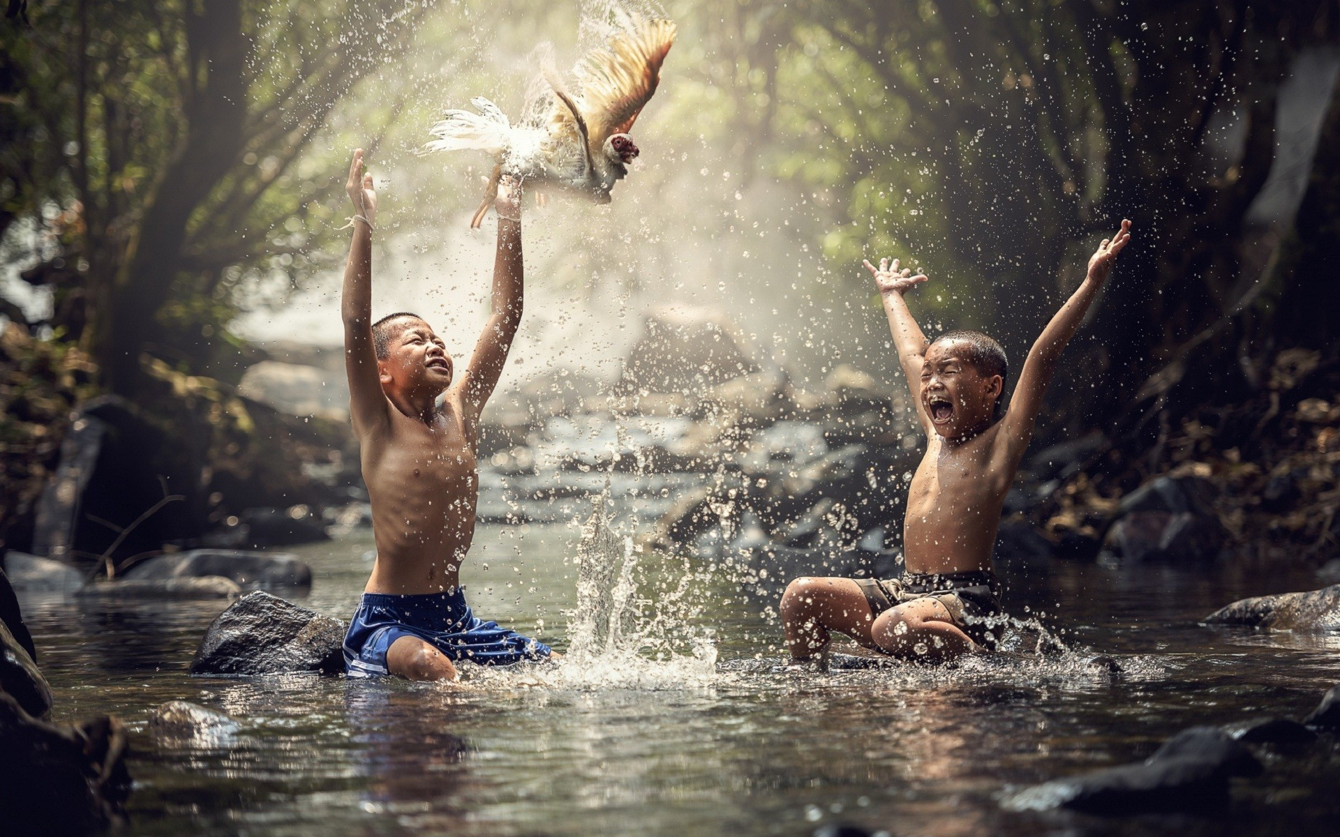 Res: 1920x1200, Cute baby real happy life and fun best wallpapers