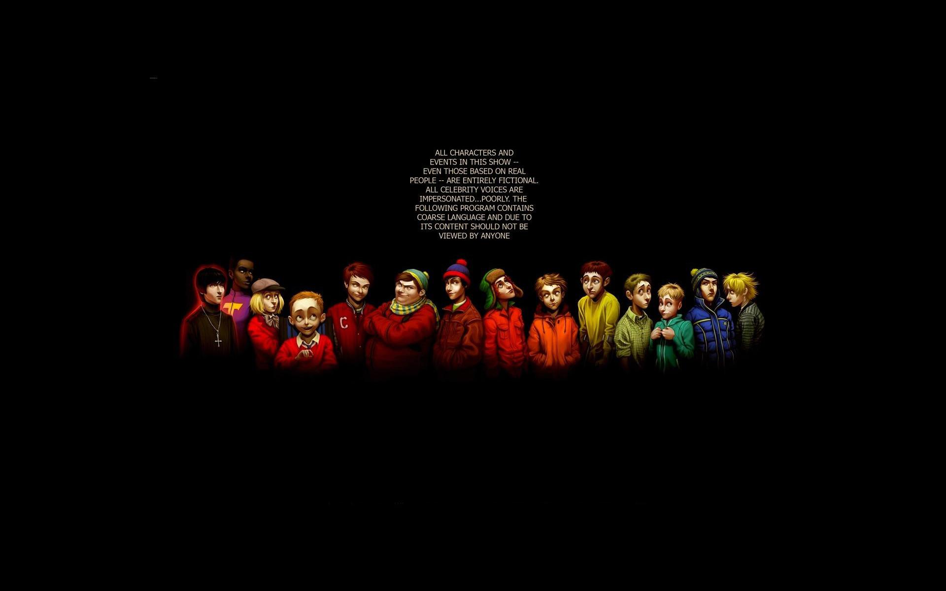 Res: 1920x1200, South Park Real Life wallpaper
