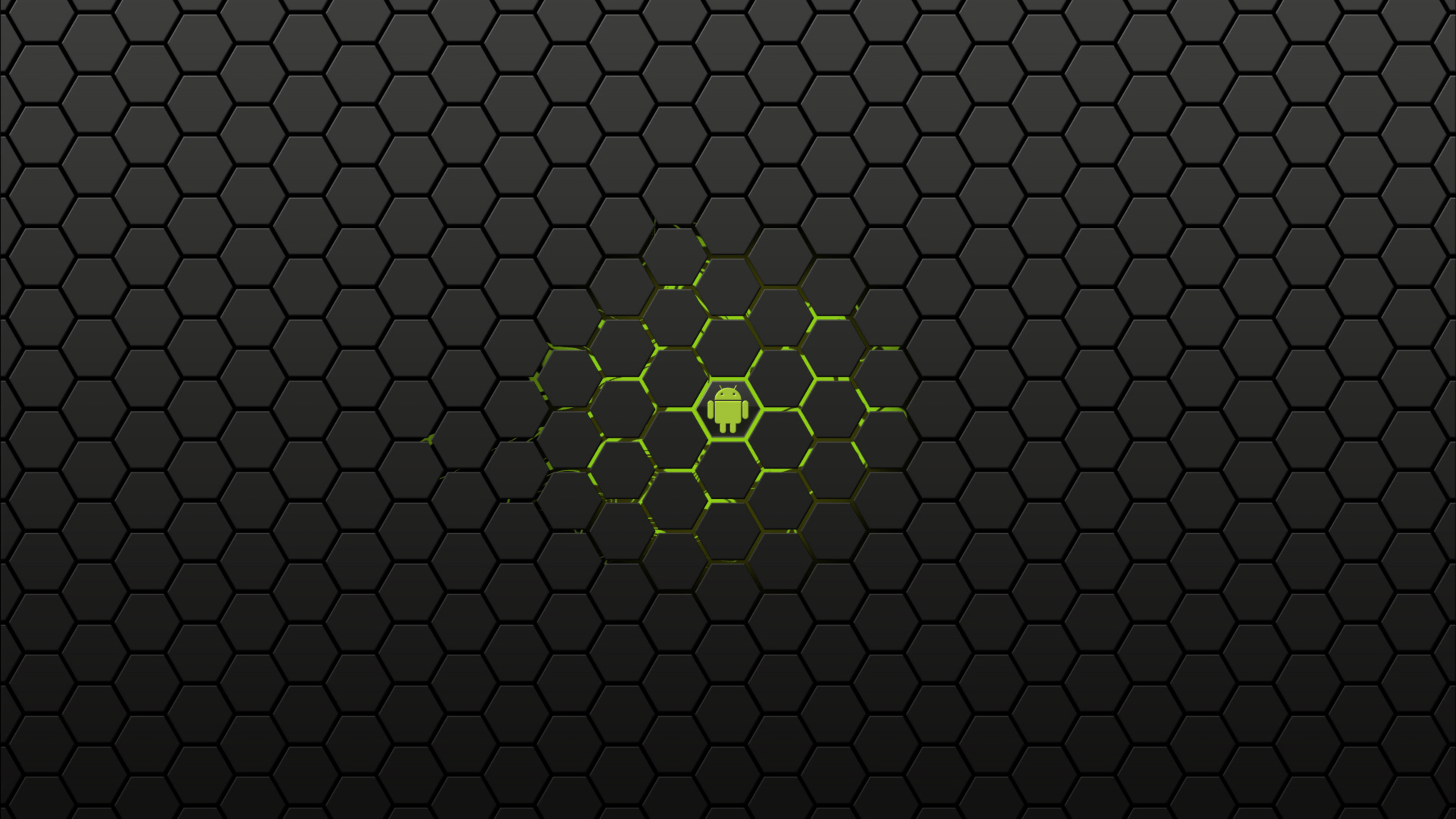 Res: 3840x2160, Cool Android Logo 4K Wallpapers