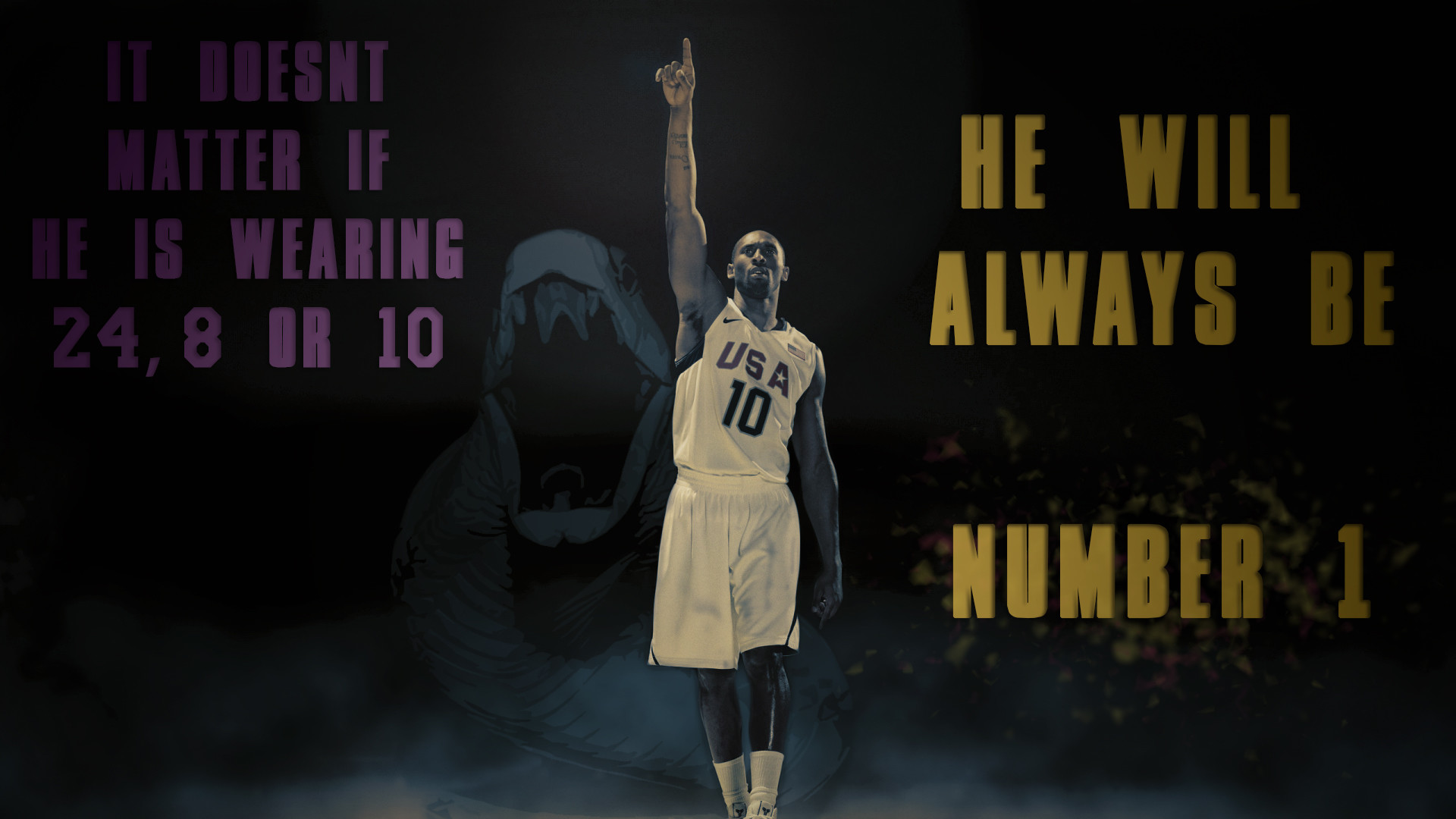 Res: 1920x1080, Black Mamba Wallpapers 17 - 1920 X 1080
