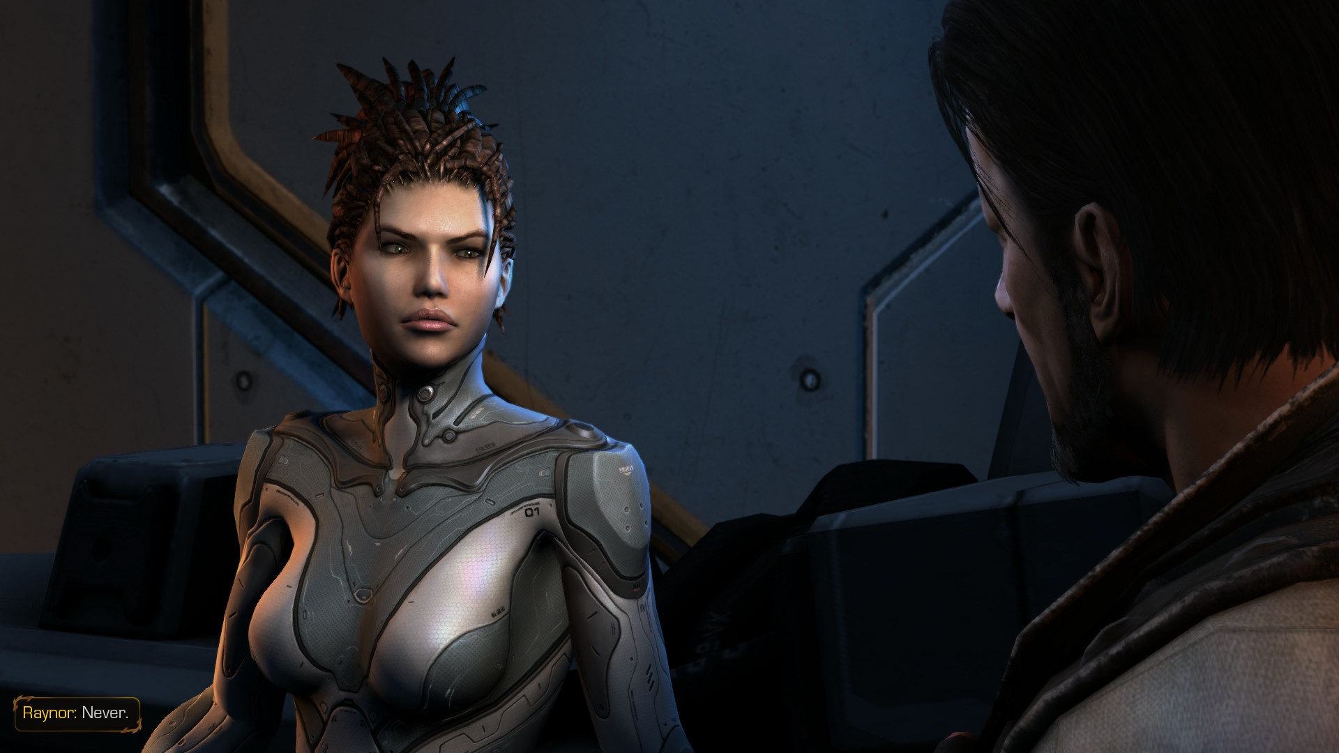 Res: 1920x1080, back-in-the-saddle-starcraft-ii-heart-of-